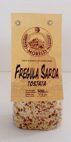 MORELLI Fregola Sarda toastée 500 gr