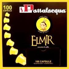 PASSALACQUA 10 capsules Passalacqua Elmir type Nespresso®