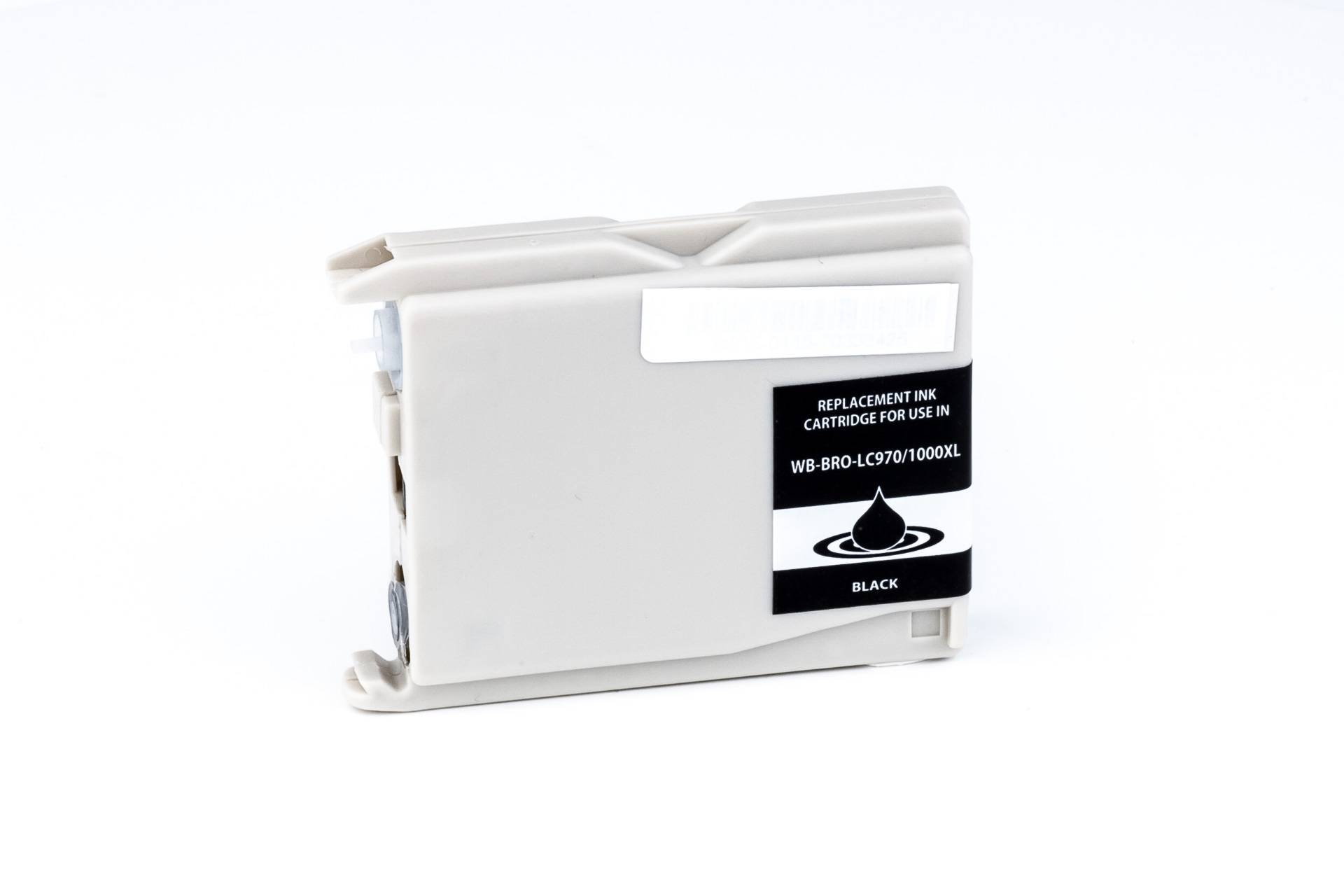 Brother Cartouche d'encre pour Brother LC970BK noir compatible (de marque ASC)