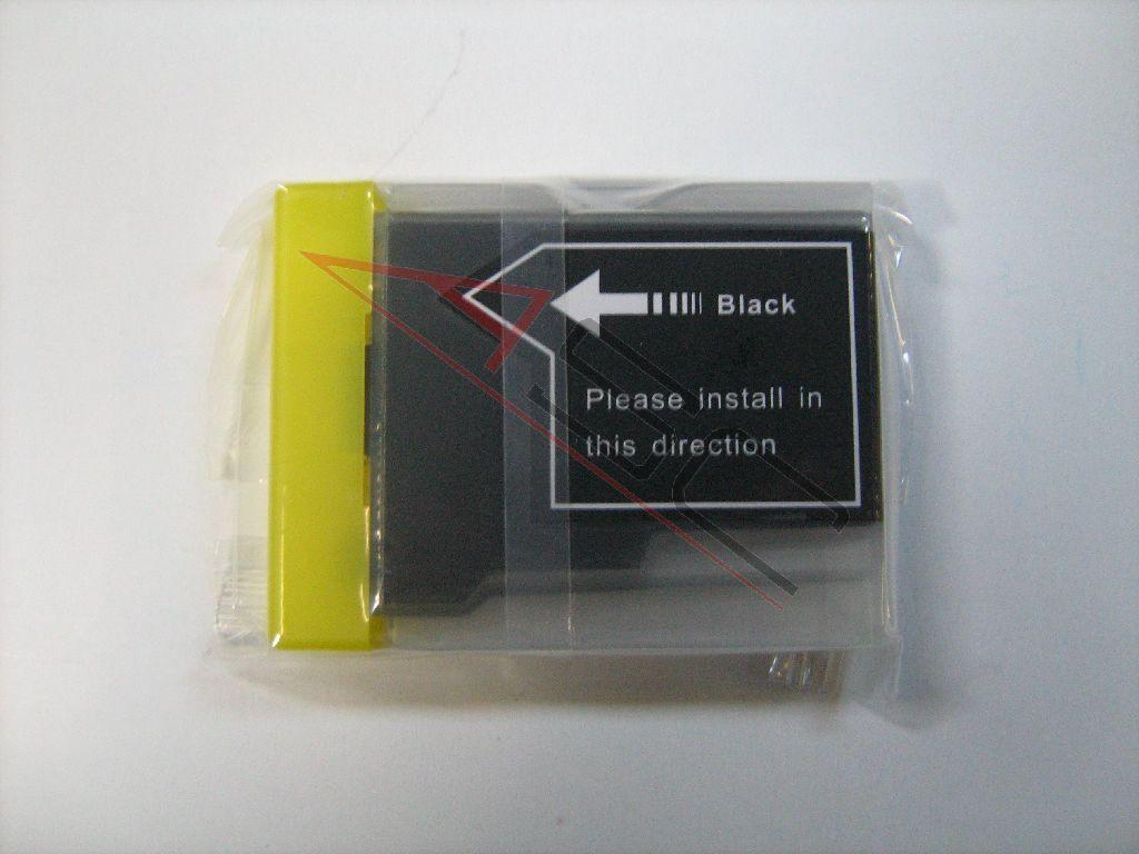 Brother Cartouche d'encre pour Brother LC1000BK noir compatible (de marque ASC)