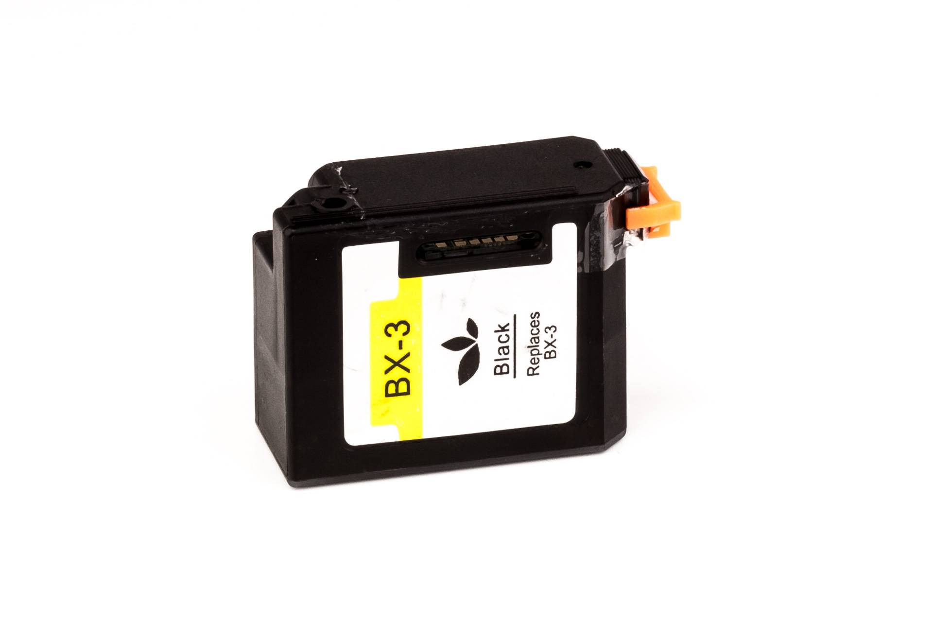 Canon Cartouche d'encre pour Canon 0884A002 / BX-3 noir compatible (de marque ASC)