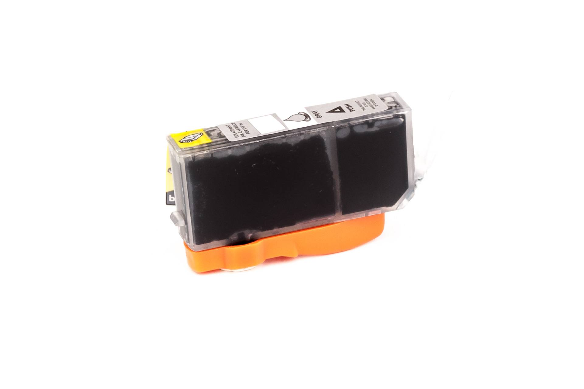Canon Cartouche d'encre pour Canon 2937B001 / CLI-521 GY gris compatible (de marque ASC)