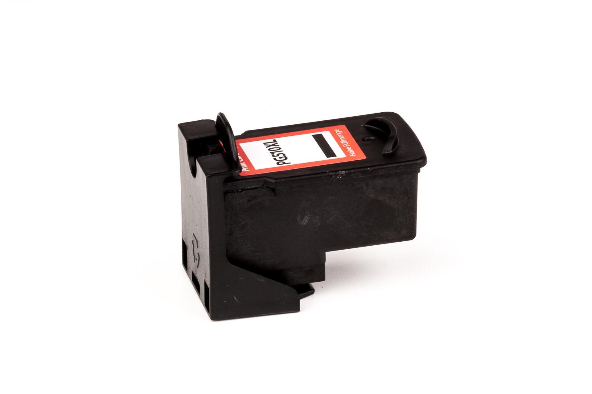 Canon Cartouche d'encre pour Canon 2970B001 / PG-510 noir compatible (de marque ASC)