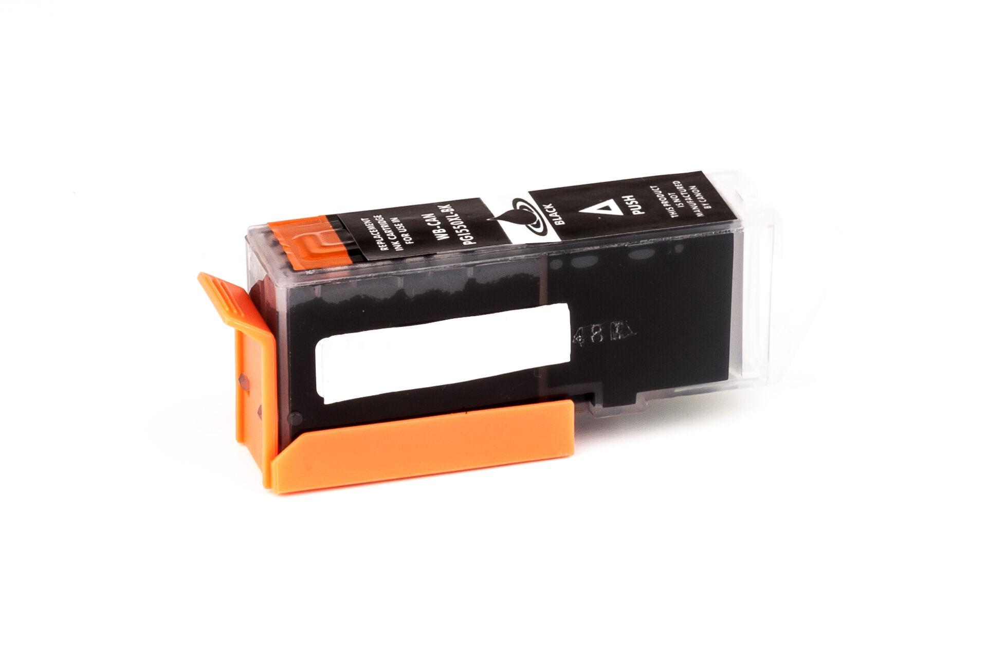 Canon Cartouche d'encre pour Canon 6431B001 / PGI-550 PGBKXL noir compatible (de marque ASC)