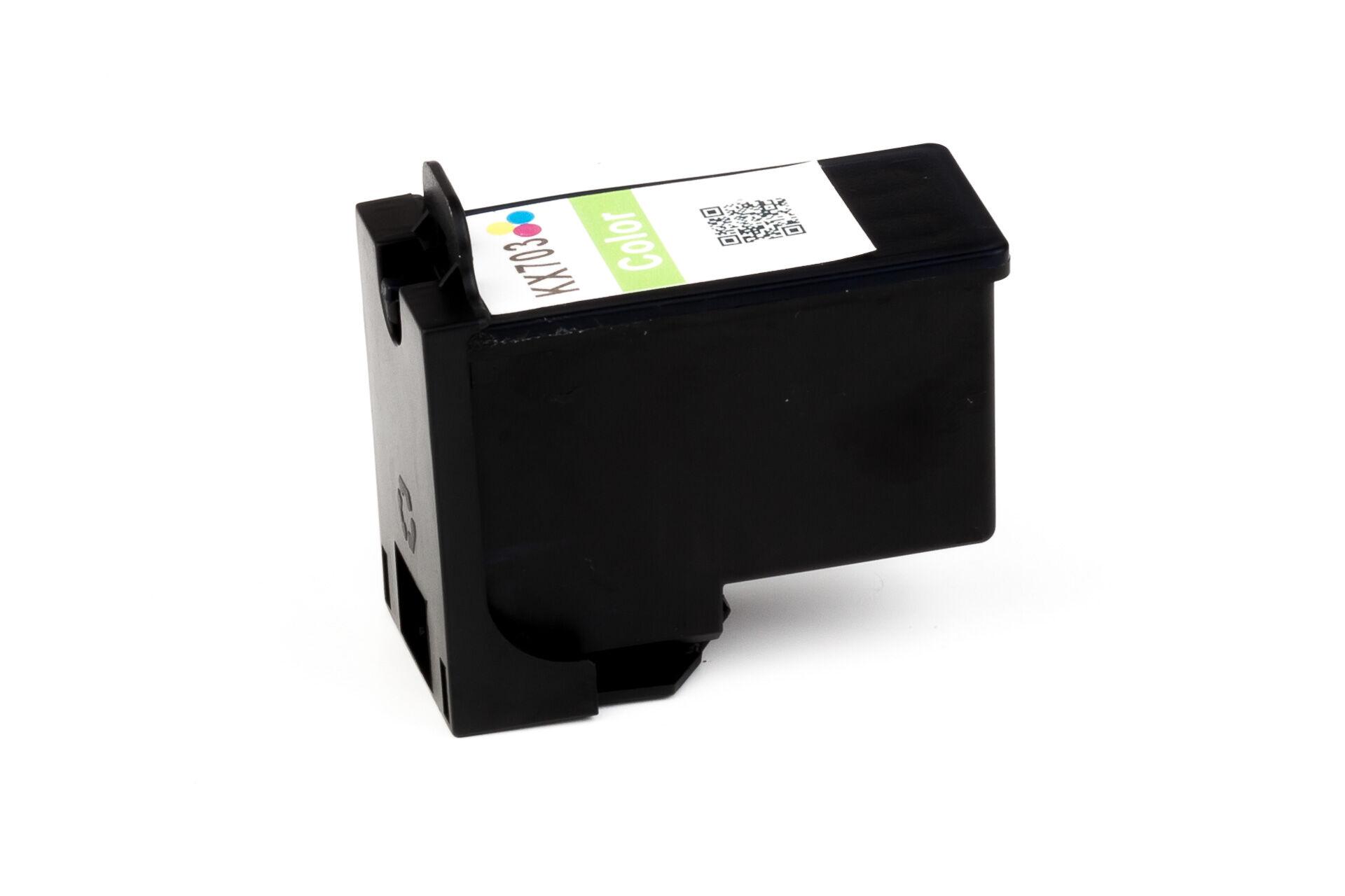 Dell Cartouche d'encre pour Dell 59210279 / KX703 Couleur compatible (de marque ASC)