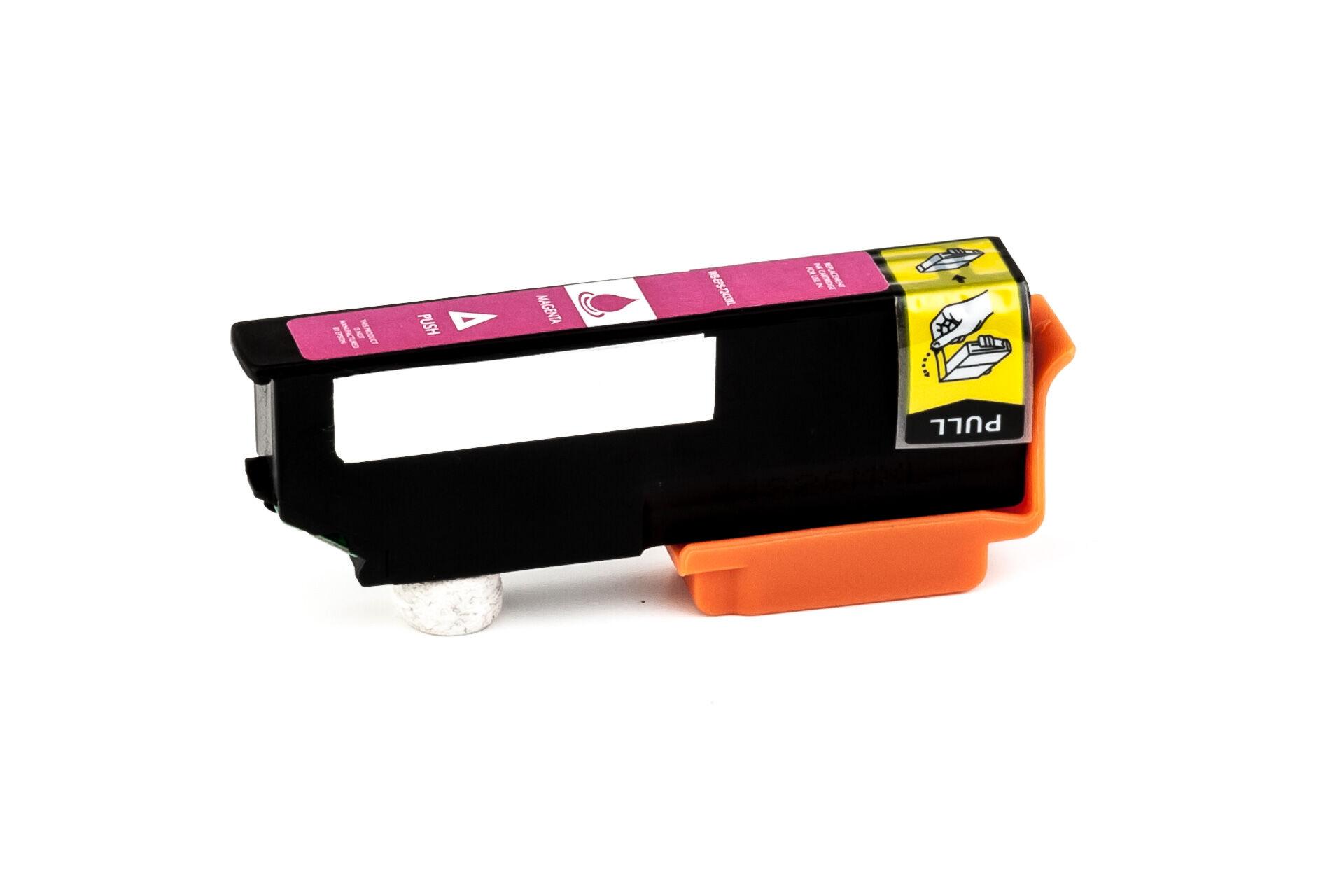 Epson Cartouche d'encre pour Epson C13T24334010 / 24XL magenta compatible (de marque ASC)