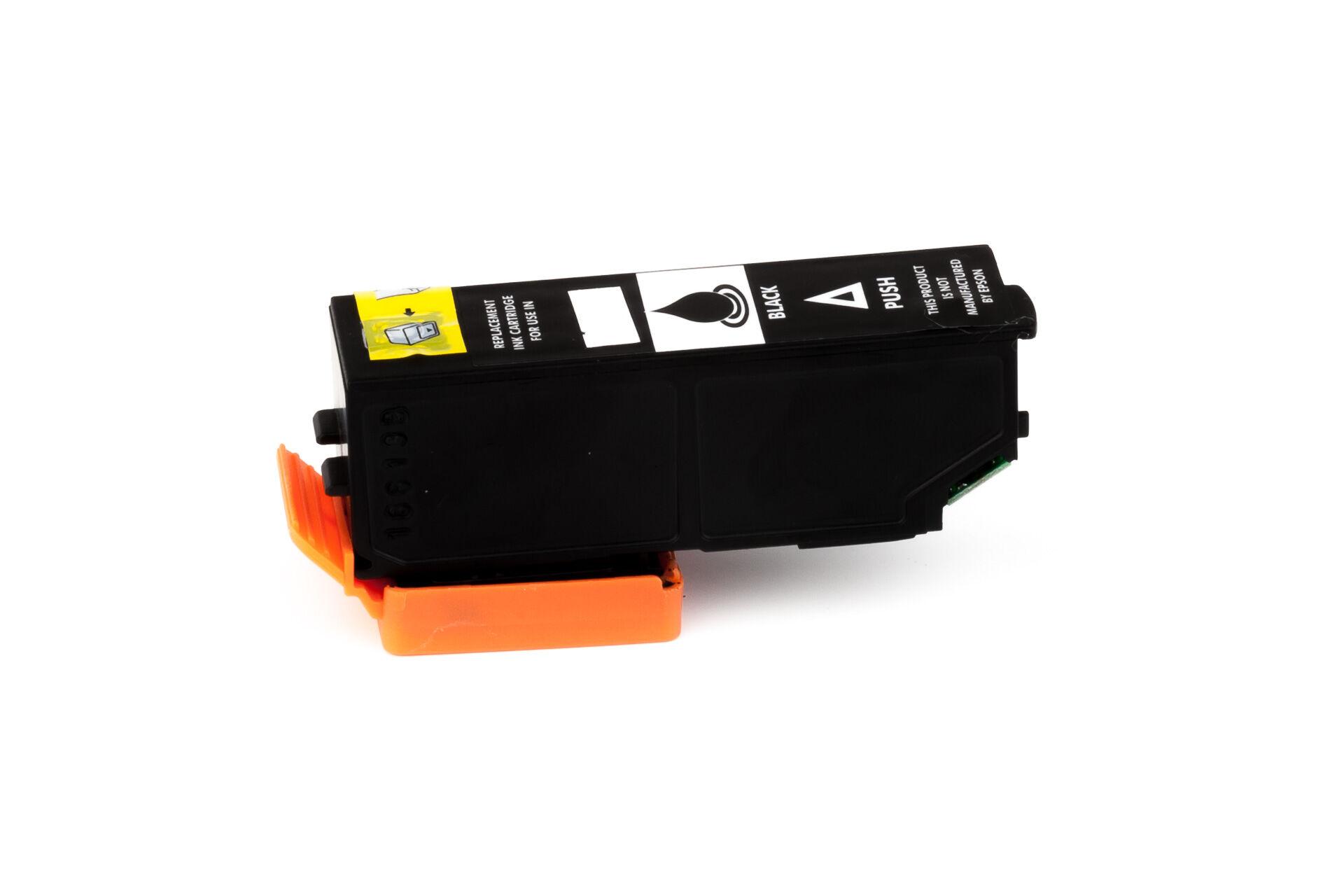 Epson Cartouche d'encre pour Epson C13T26214010 / 26XL noir compatible (de marque ASC)