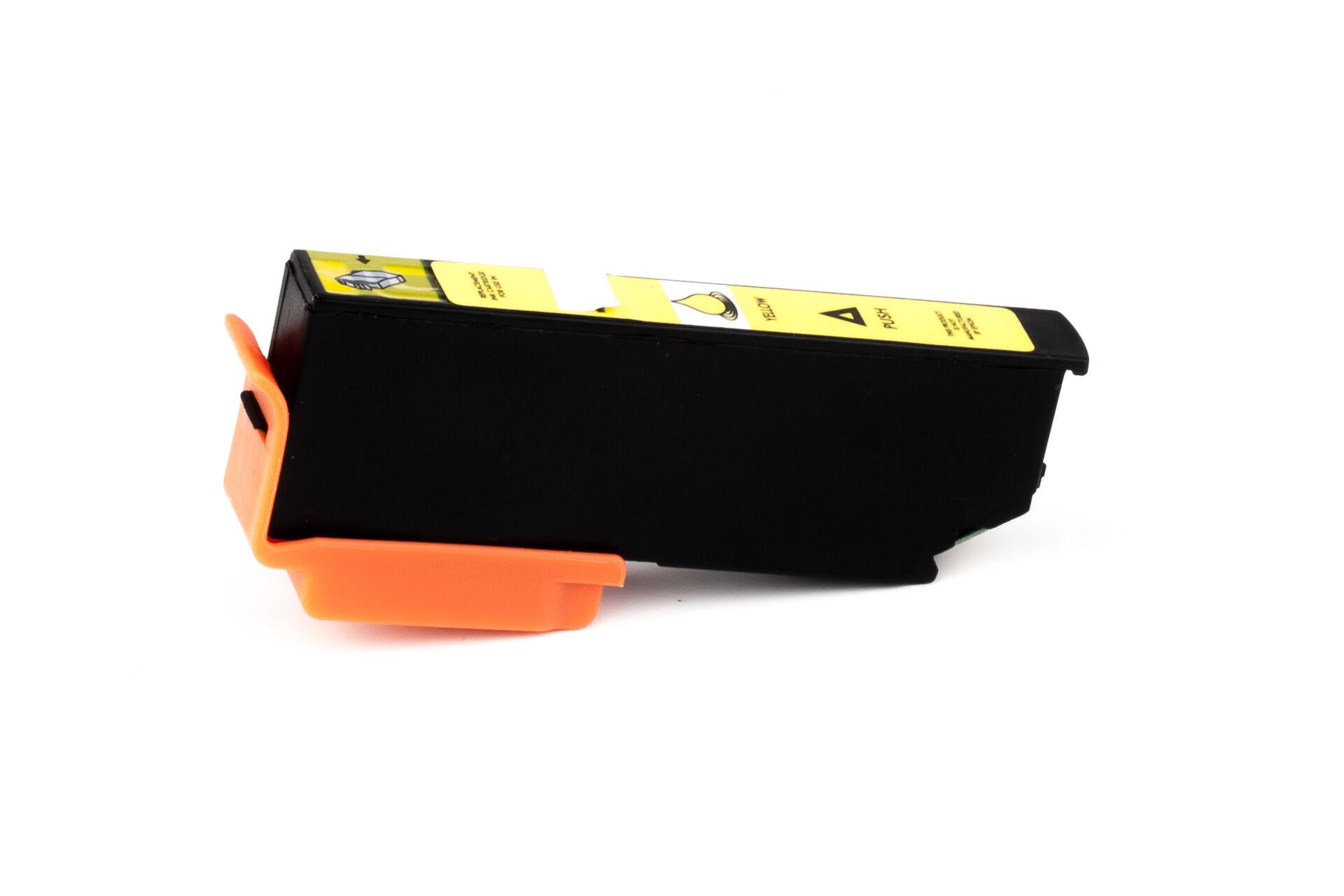 Epson Cartouche d'encre pour Epson C13T26344010 / 26XL jaune compatible (de marque ASC)