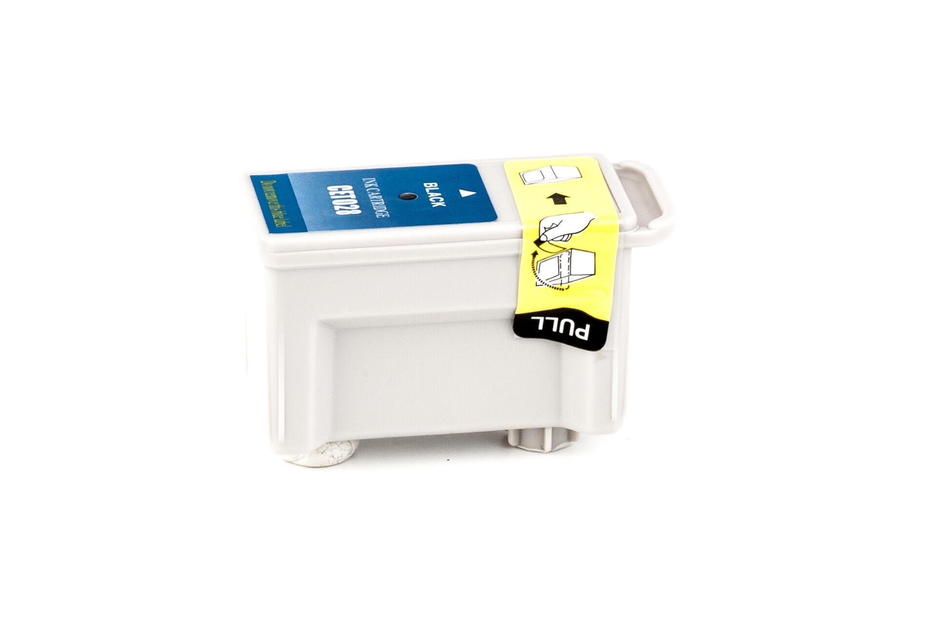 Epson Cartouche d'encre pour Epson C13T02840110 / T028 noir compatible (de marque ASC)