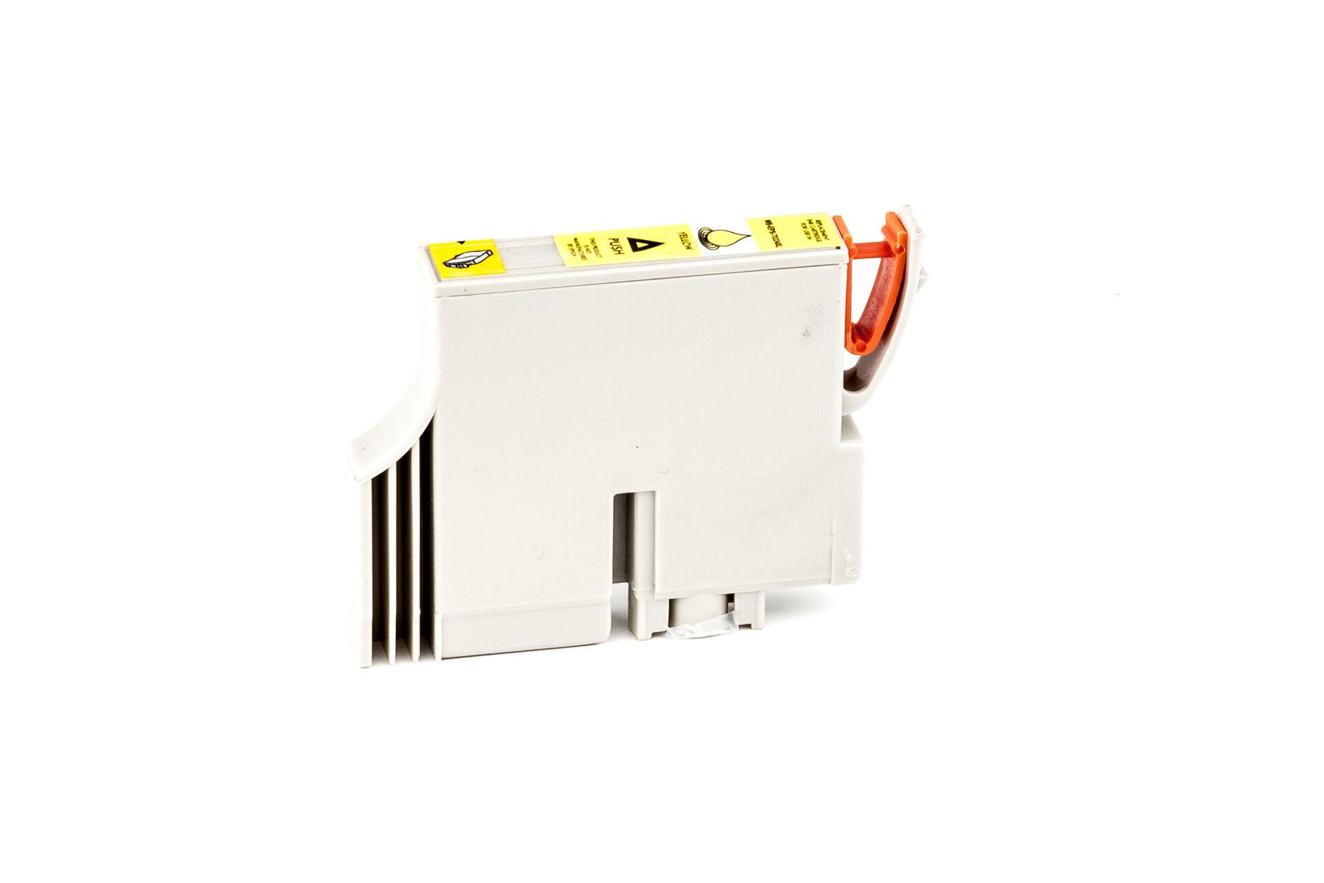 Epson Cartouche d'encre pour Epson C13T03244010 / T0324 jaune compatible (de marque ASC)