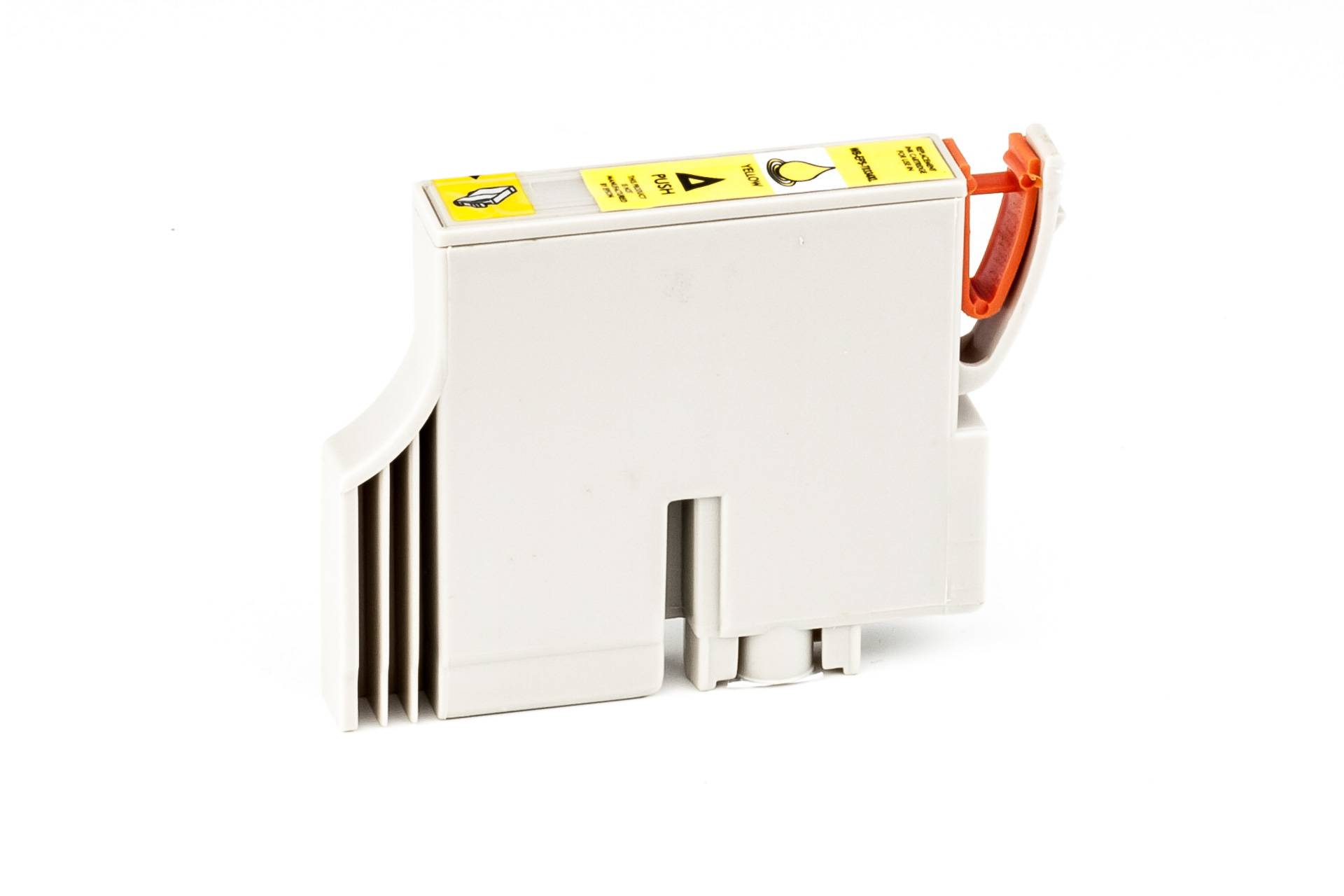 Epson Cartouche d'encre pour Epson C13T03344010 / T0334 jaune compatible (de marque ASC)