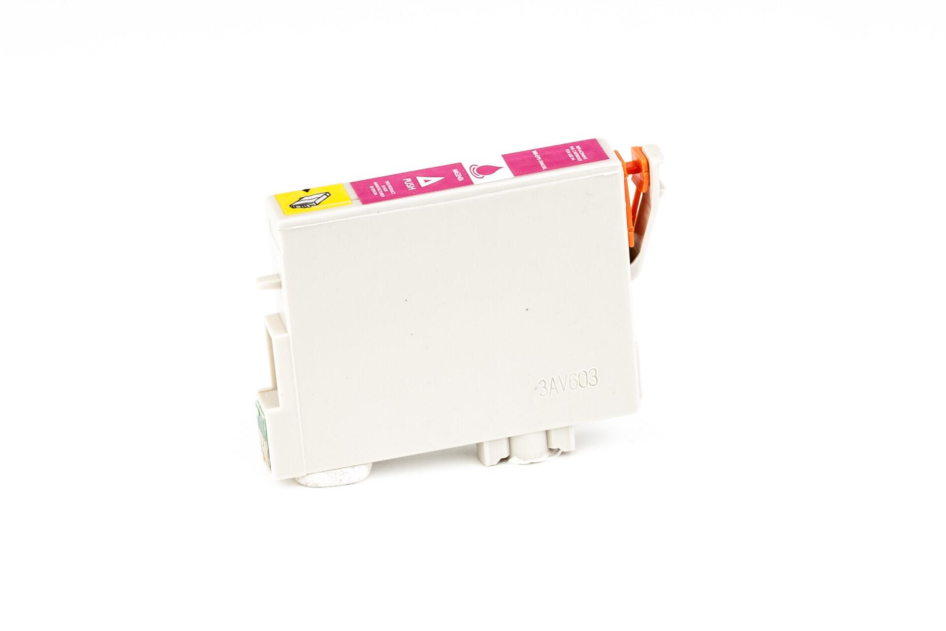 Epson Cartouche d'encre pour Epson C13T04434010 / T0443 magenta compatible (de marque ASC)