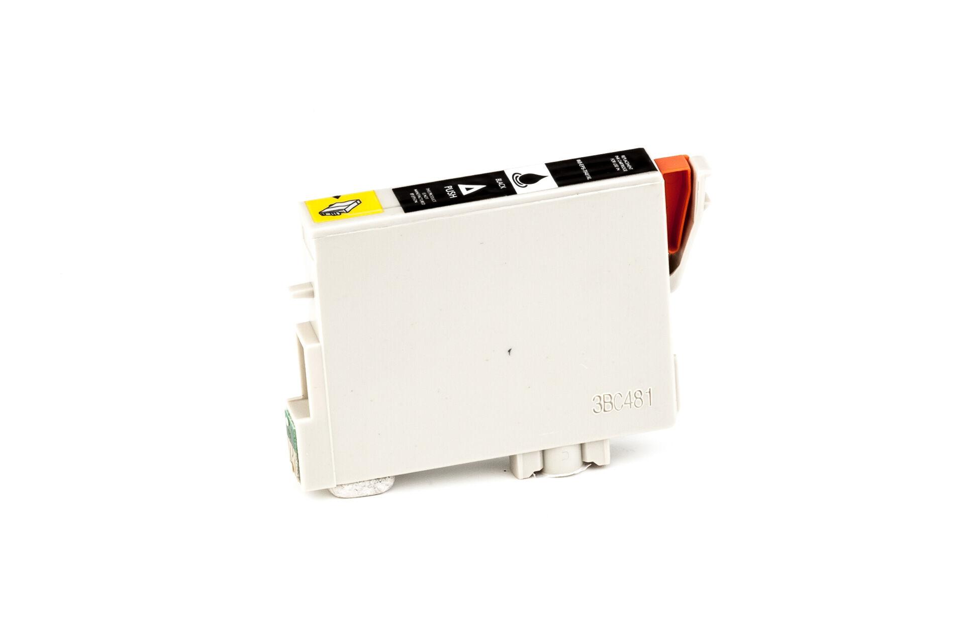 Epson Cartouche d'encre pour Epson C13T04814010 / T0481 noir compatible (de marque ASC)