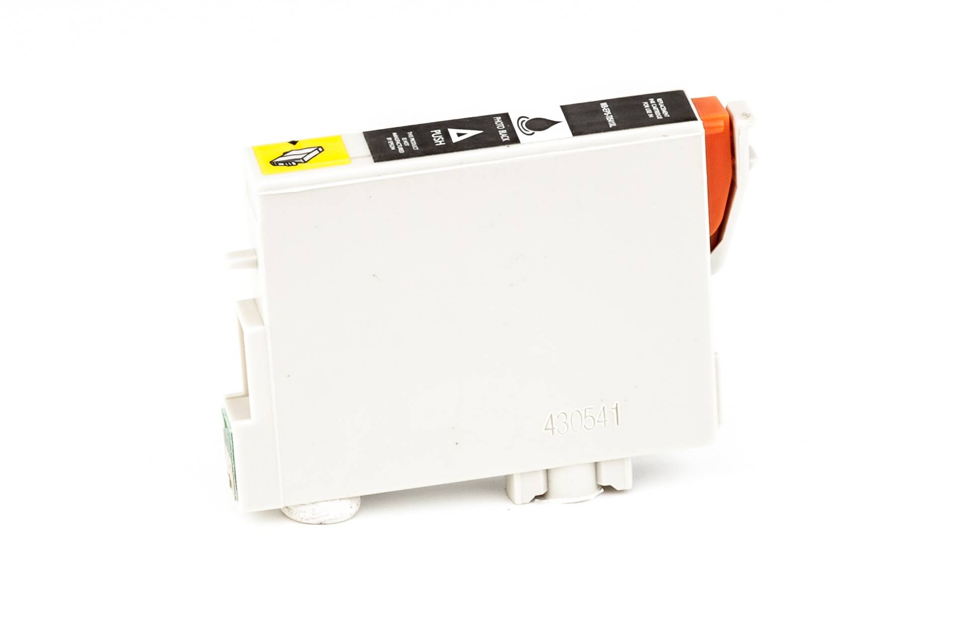 Epson Cartouche d'encre pour Epson C13T05414010 / T0541 noir compatible (de marque ASC)
