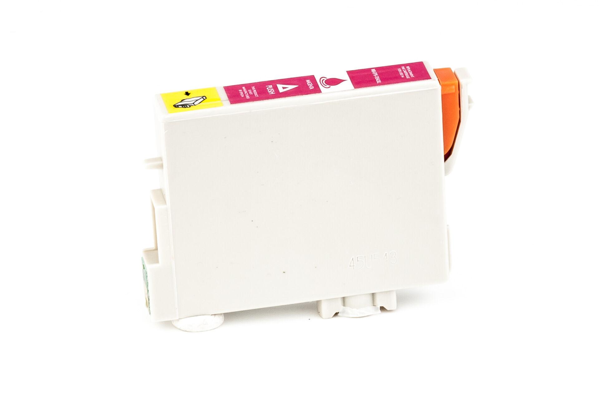 Epson Cartouche d'encre pour Epson C13T05434010 / T0543 magenta compatible (de marque ASC)