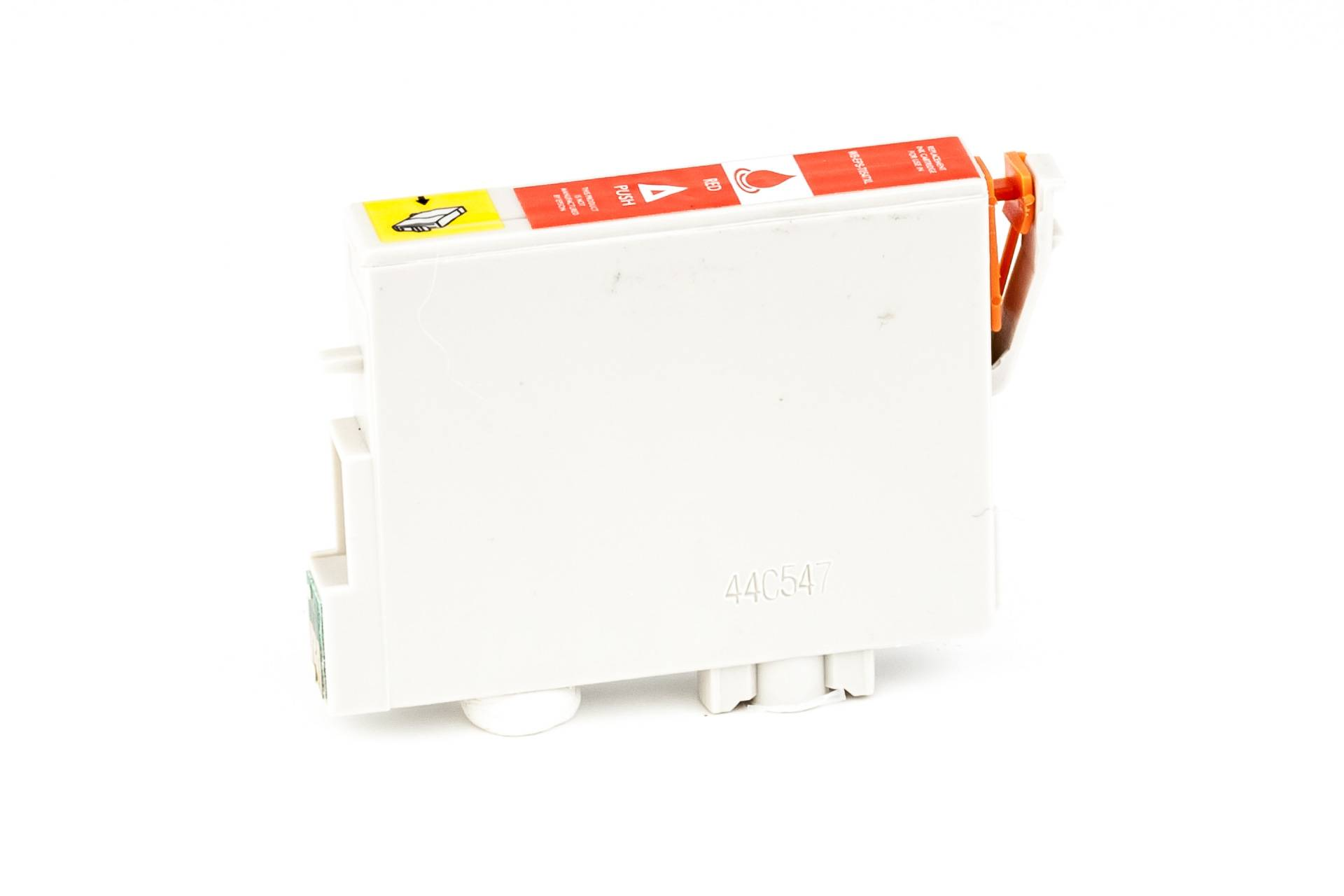 Epson Cartouche d'encre pour Epson C13T05474010 / T0547 rouge compatible (de marque ASC)