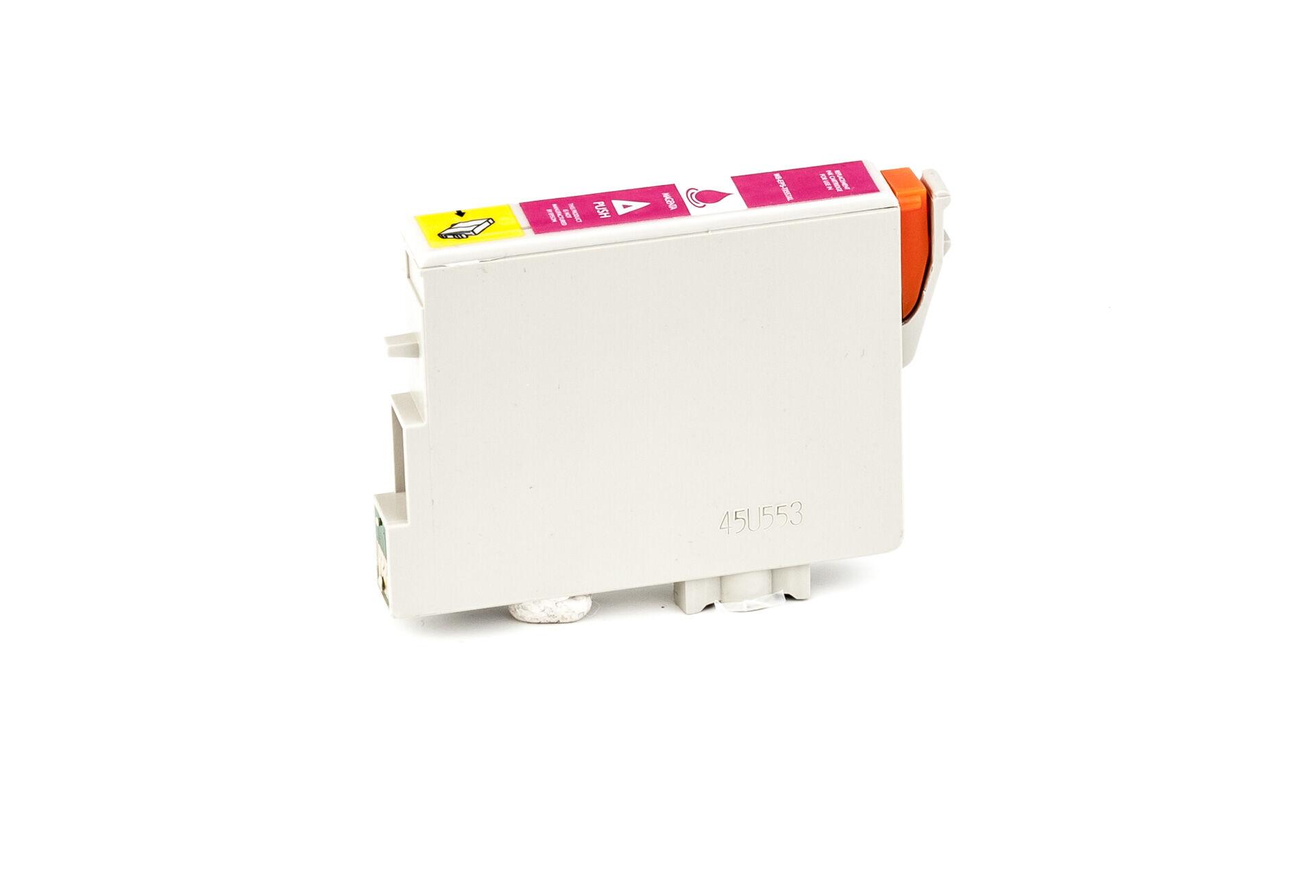 Epson Cartouche d'encre pour Epson C13T05534010 / T0553 magenta compatible (de marque ASC)
