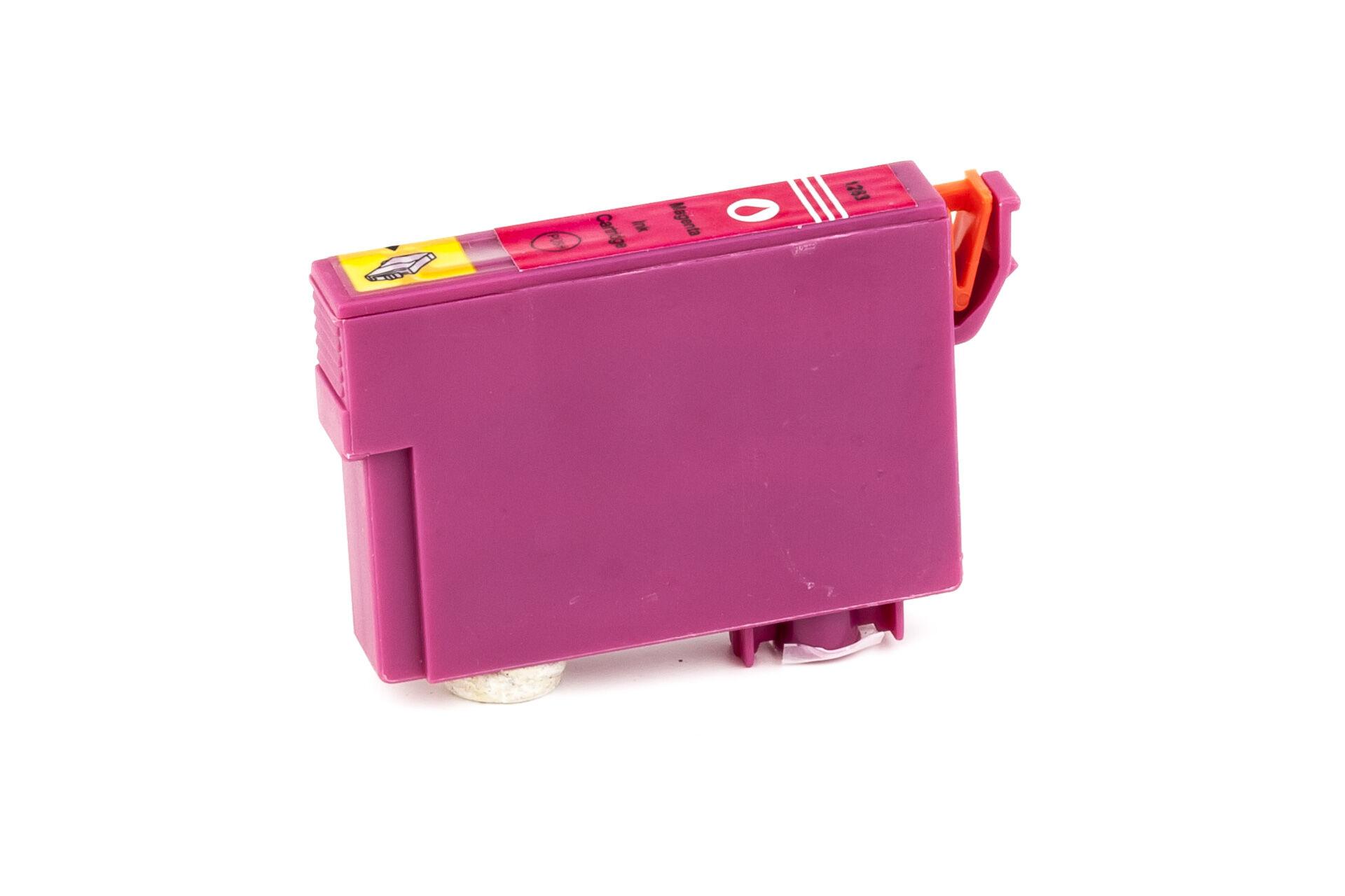 Epson Cartouche d'encre pour Epson C13T12834011 / T1283 magenta compatible (de marque ASC)