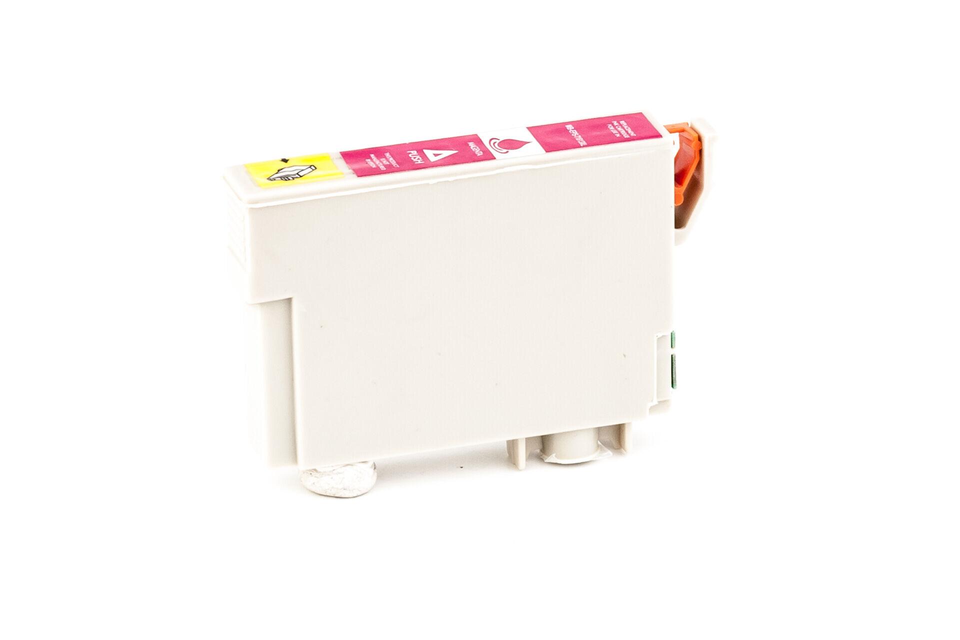 Epson Cartouche d'encre pour Epson C13T18134010 / 18XL magenta compatible (de marque ASC)