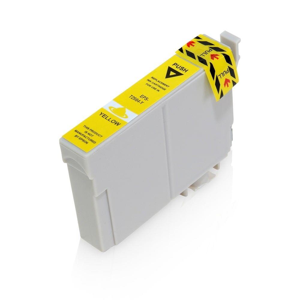 Epson Cartouche d'encre pour Epson C13T29844010 / 29 jaune compatible (de marque ASC)