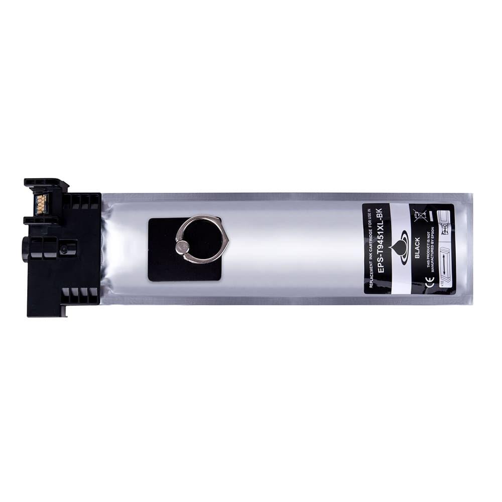 Epson Cartouche d'encre pour Epson C13T945140 / T9451 noir compatible (de marque ASC)