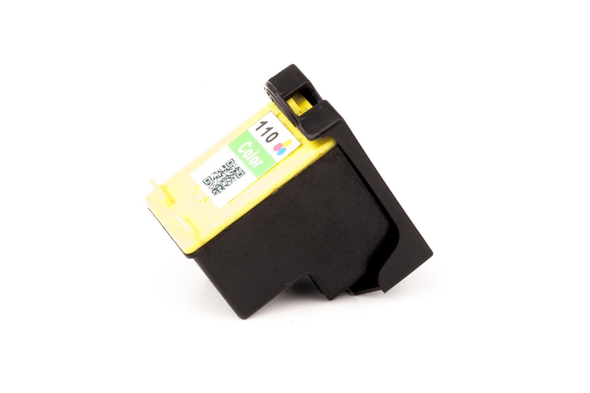 HP Cartouche d'encre pour HP CB304AE / 110 Couleur compatible (de marque ASC)