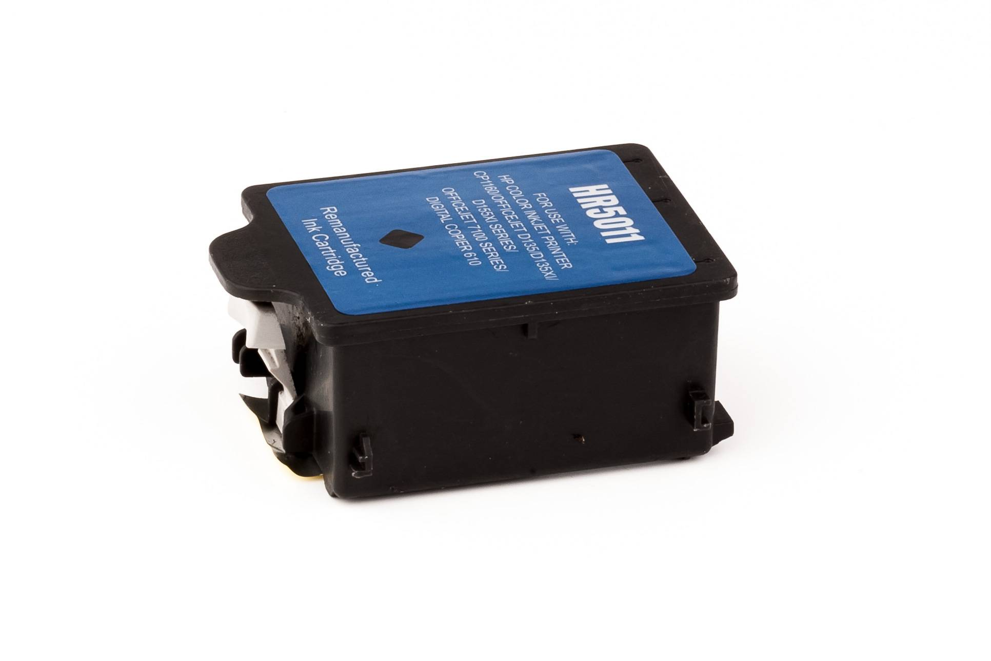 HP Cartouche d'encre pour HP C5011DE / 14 noir compatible (de marque ASC)