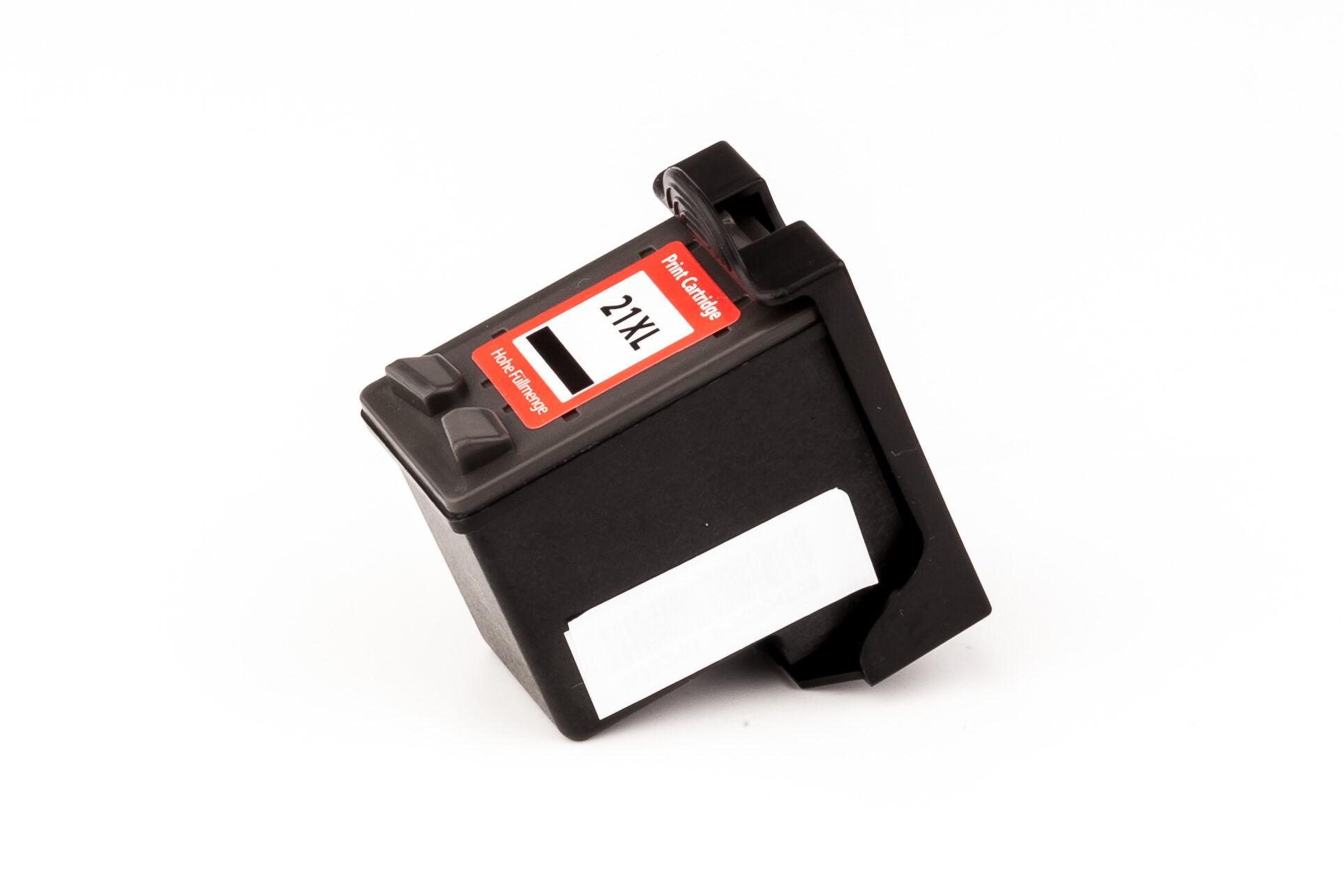 HP Cartouche d'encre pour HP C9351AE / 21 noir compatible (de marque ASC)
