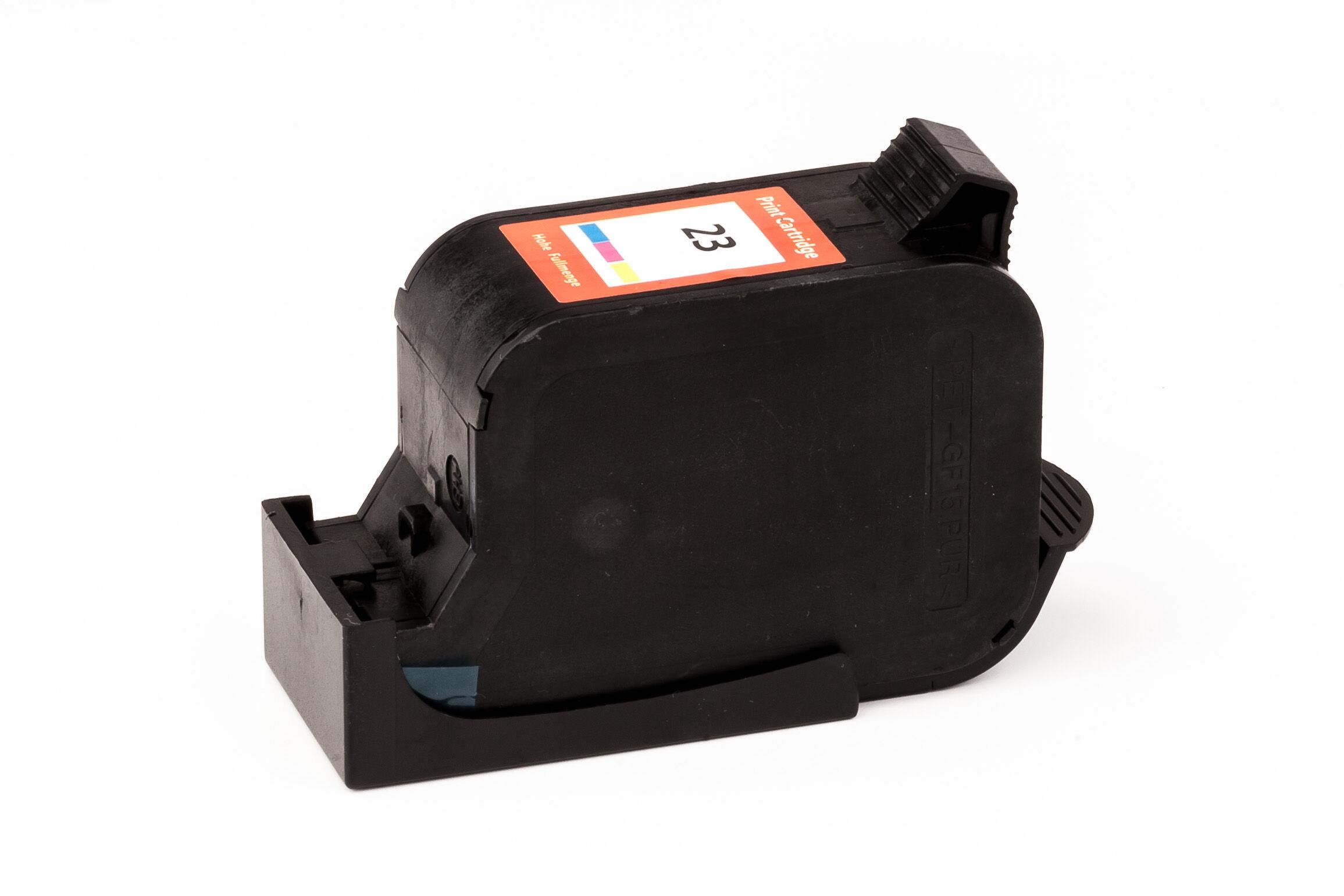 HP Cartouche d'encre pour HP C1823DE / 23 Couleur compatible (de marque ASC)