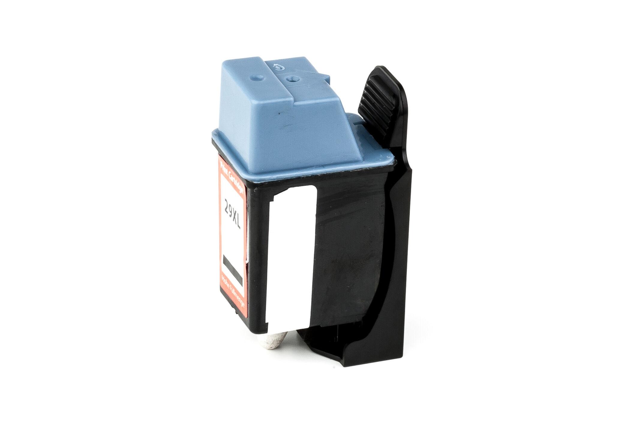 HP Cartouche d'encre pour HP 51629AE / 29 noir compatible (de marque ASC)