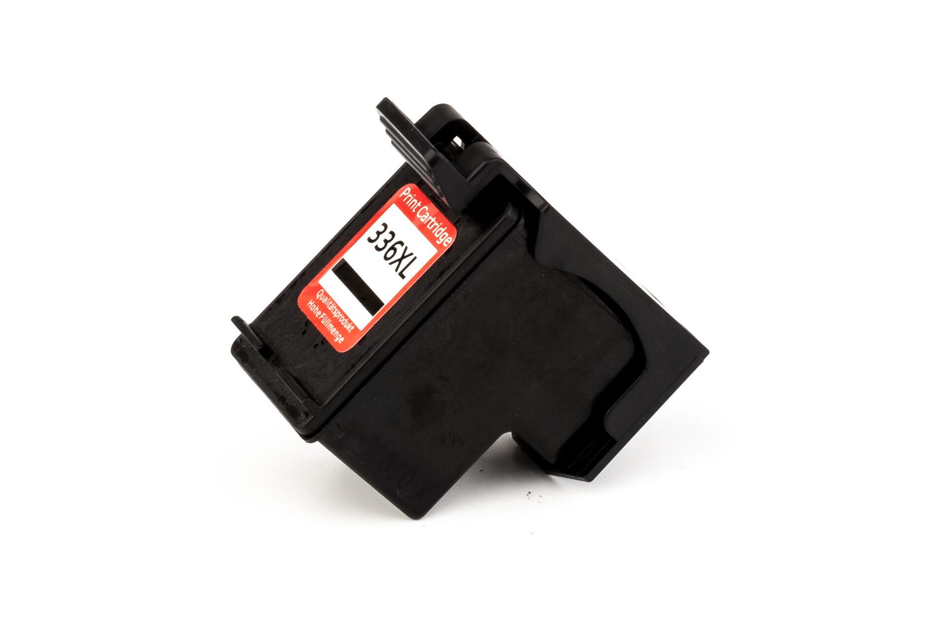 HP Cartouche d'encre pour HP C9362EE / 336 noir compatible (de marque ASC)