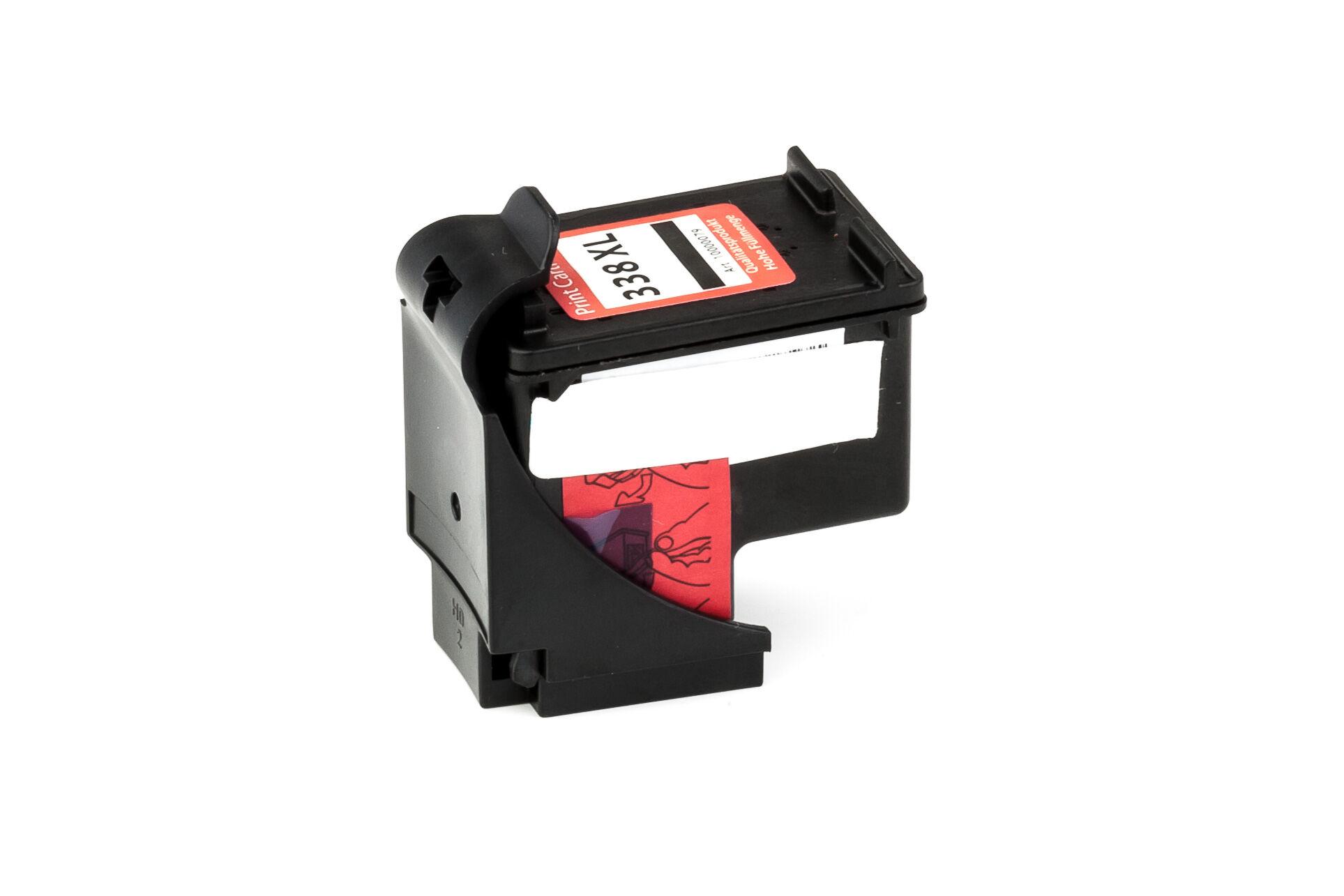 HP Cartouche d'encre pour HP C8765EE / 338 noir compatible (de marque ASC)