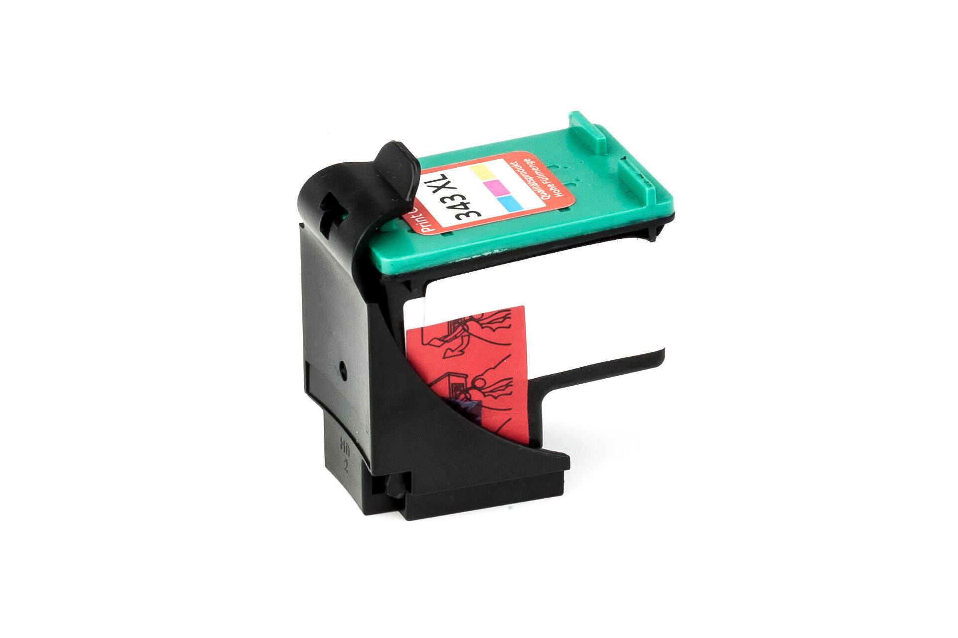 HP Cartouche d'encre pour HP C8766EE / 343 Couleur compatible (de marque ASC)