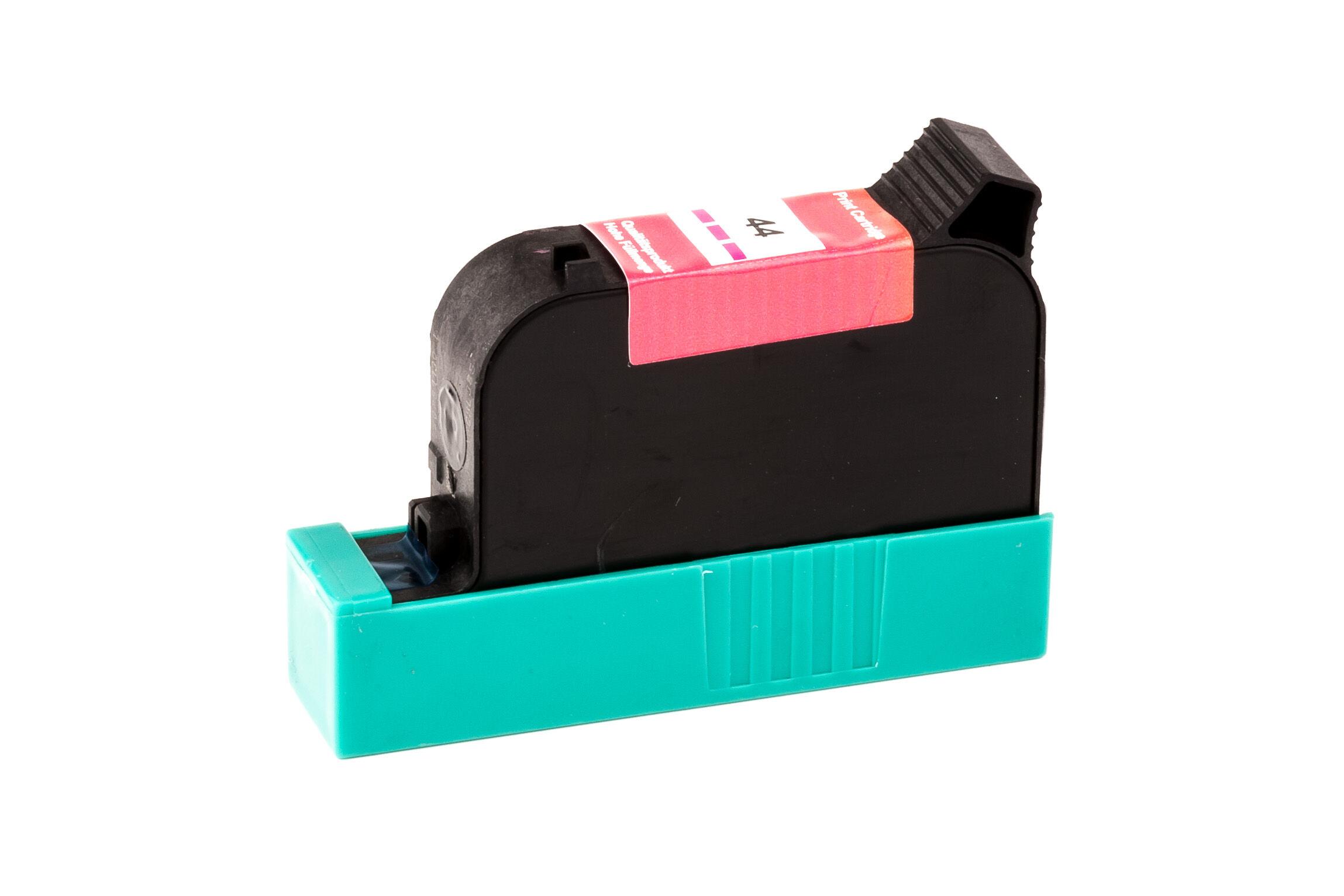 HP Cartouche d'encre pour HP 51644ME / 44 magenta compatible (de marque ASC)
