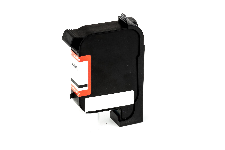 HP Cartouche d'encre pour HP 51645AE / 45 noir compatible (de marque ASC)