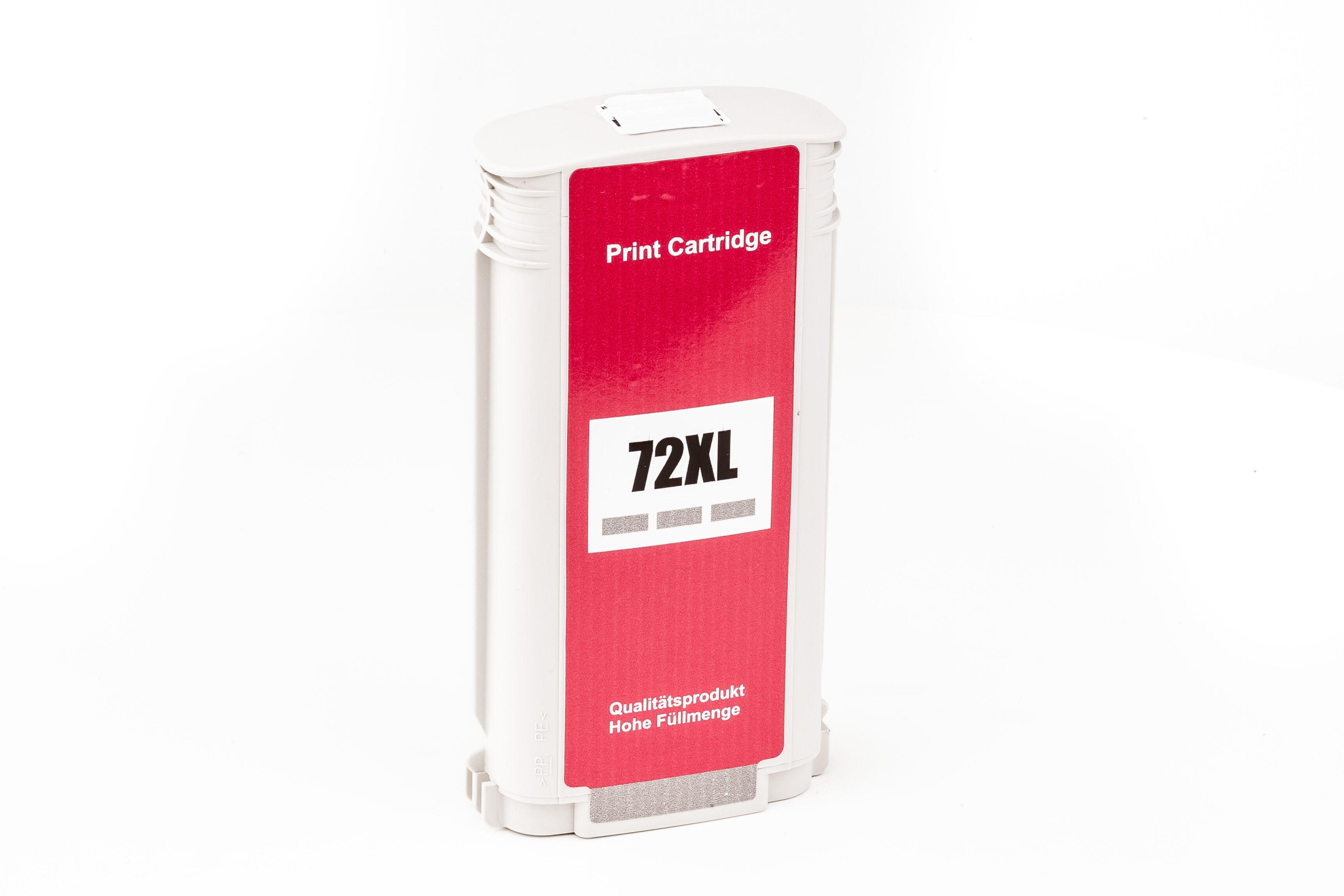 HP Cartouche d'encre pour HP C9374A / 72 gris compatible (de marque ASC)