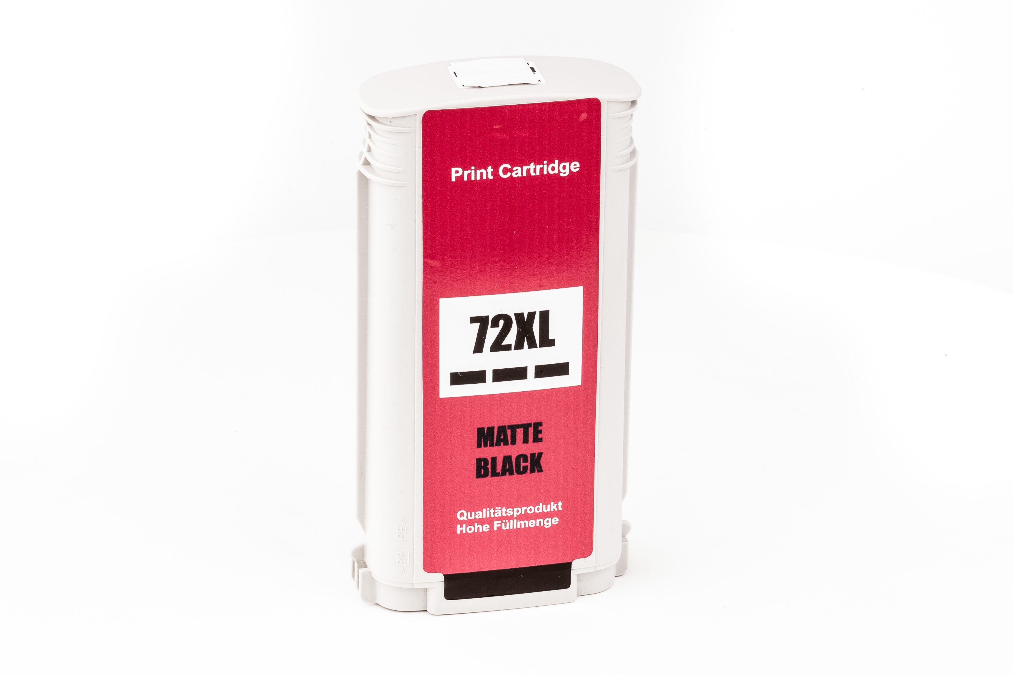 HP Cartouche d'encre pour HP C9403A / 72 noir compatible (de marque ASC)