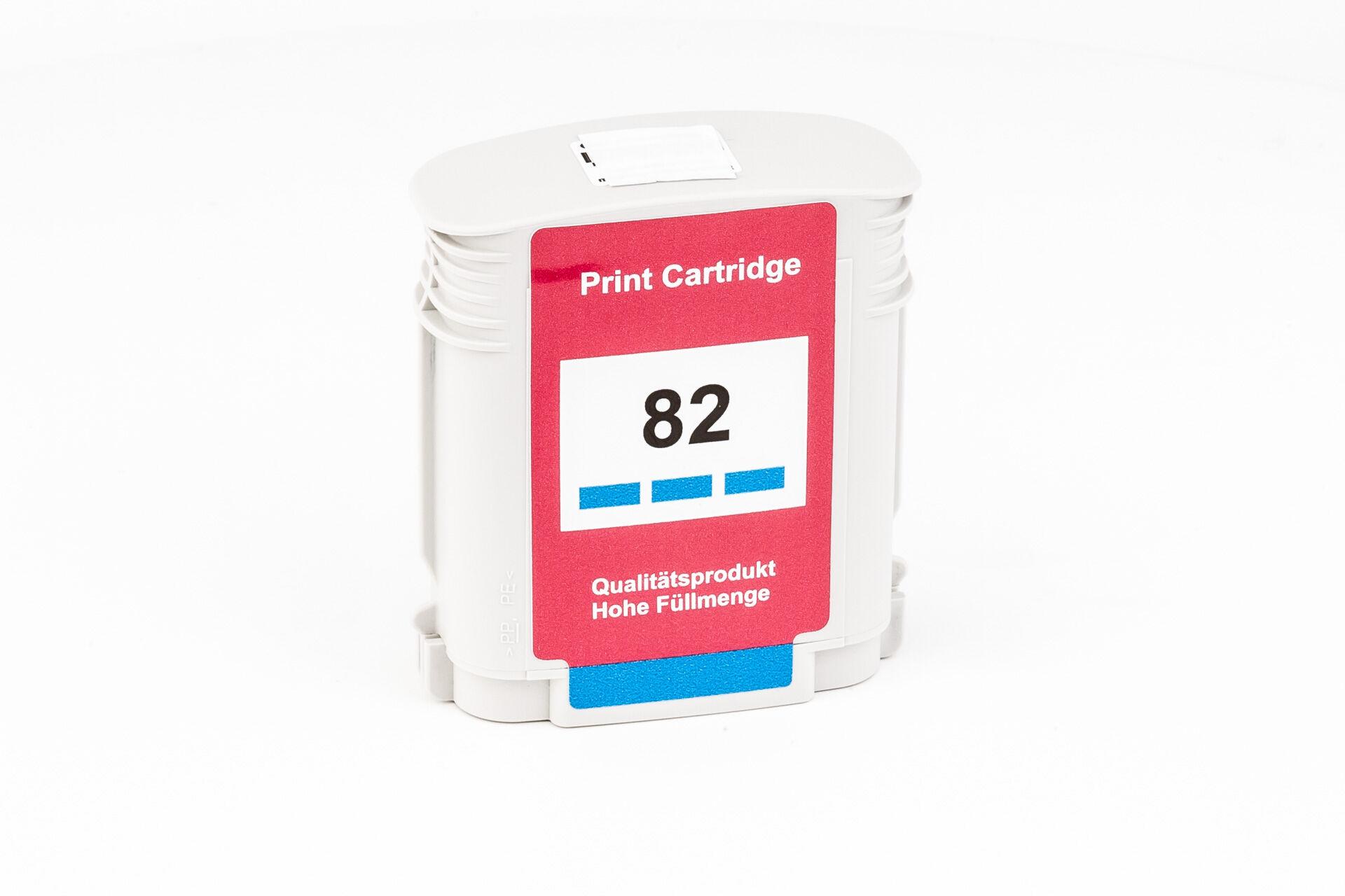 HP Cartouche d'encre pour HP C4912A / 82 magenta compatible (de marque ASC)