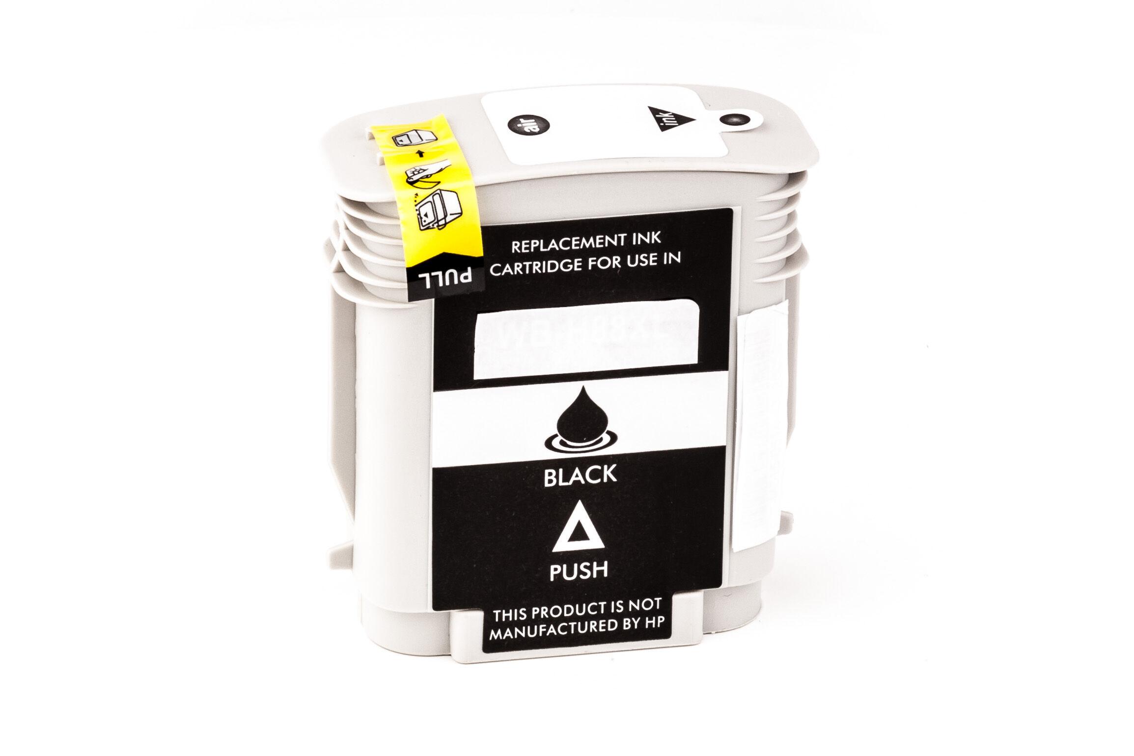 HP Cartouche d'encre pour HP C9396AE / 88XL noir compatible (de marque ASC)