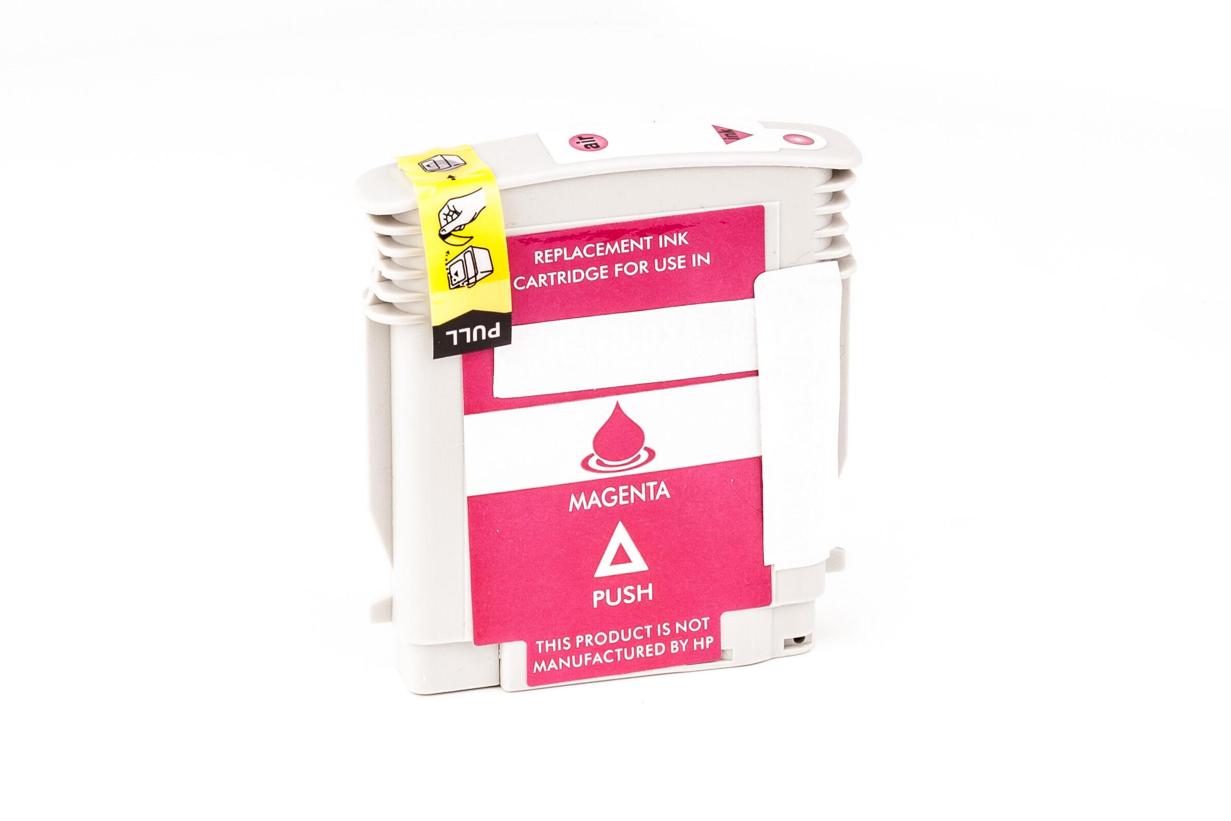HP Cartouche d'encre pour HP C9392AE / 88XL magenta compatible (de marque ASC)