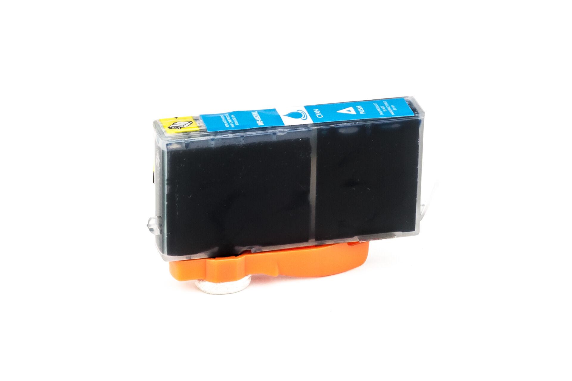 HP Cartouche d'encre pour HP CD972AE / 920XL cyan compatible (de marque ASC)