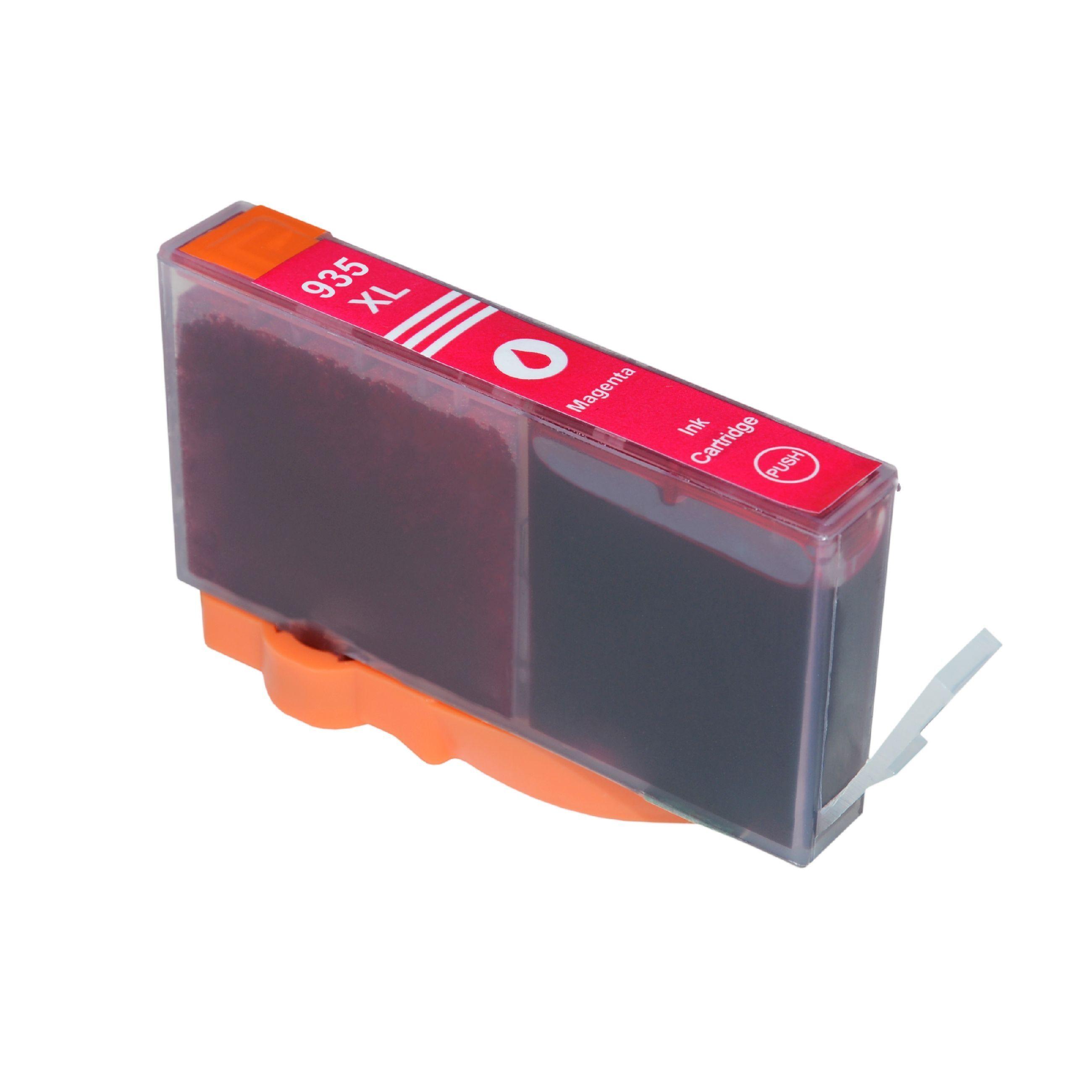 HP Cartouche d'encre pour HP C2P25AE / 935XL magenta compatible (de marque ASC)