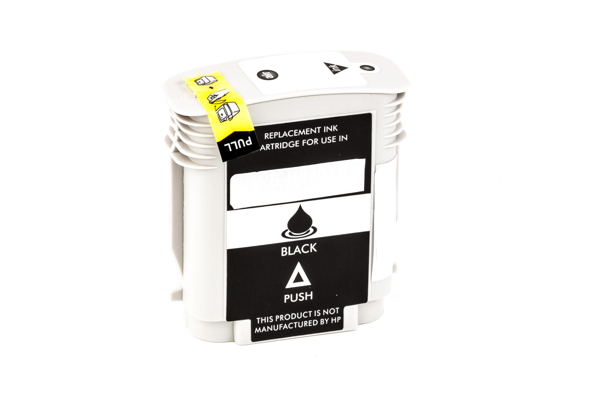 HP Cartouche d'encre pour HP C4906AE / 940XL noir compatible (de marque ASC)