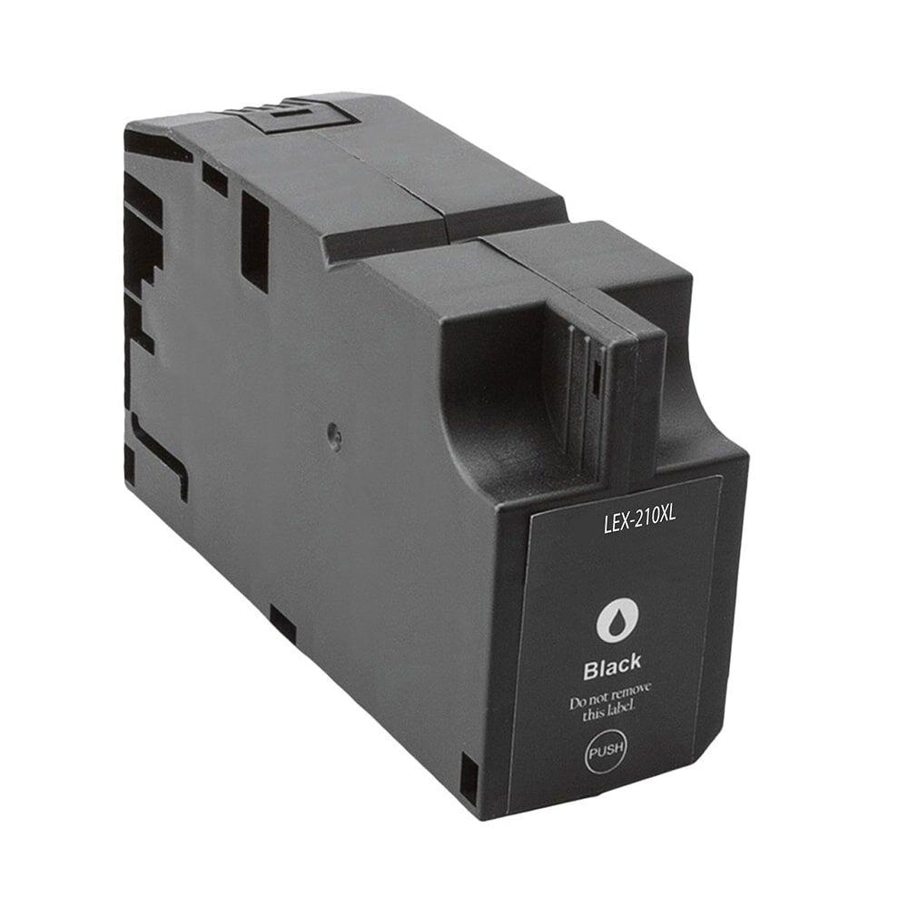 Lexmark Cartouche d'encre pour Lexmark 14L0174E / 210XL noir compatible (de marque ASC)