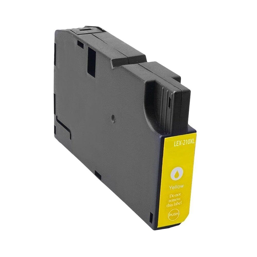 Lexmark Cartouche d'encre pour Lexmark 14L0177E / 210XL jaune compatible (de marque ASC)