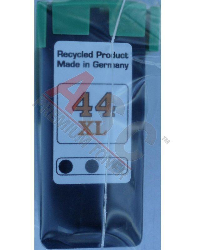 Lexmark Cartouche d'encre pour Lexmark 18Y0144E / 44XL noir compatible (de marque ASC)
