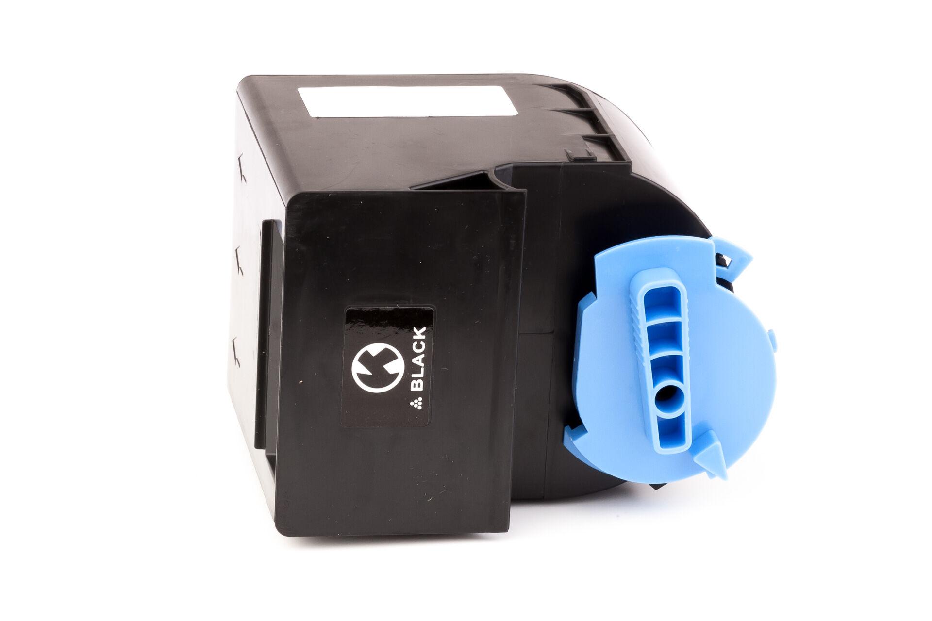Canon Cartouche de Toner pour Canon 0452B002 / C-EXV 21 noir compatible (de marque ASC)
