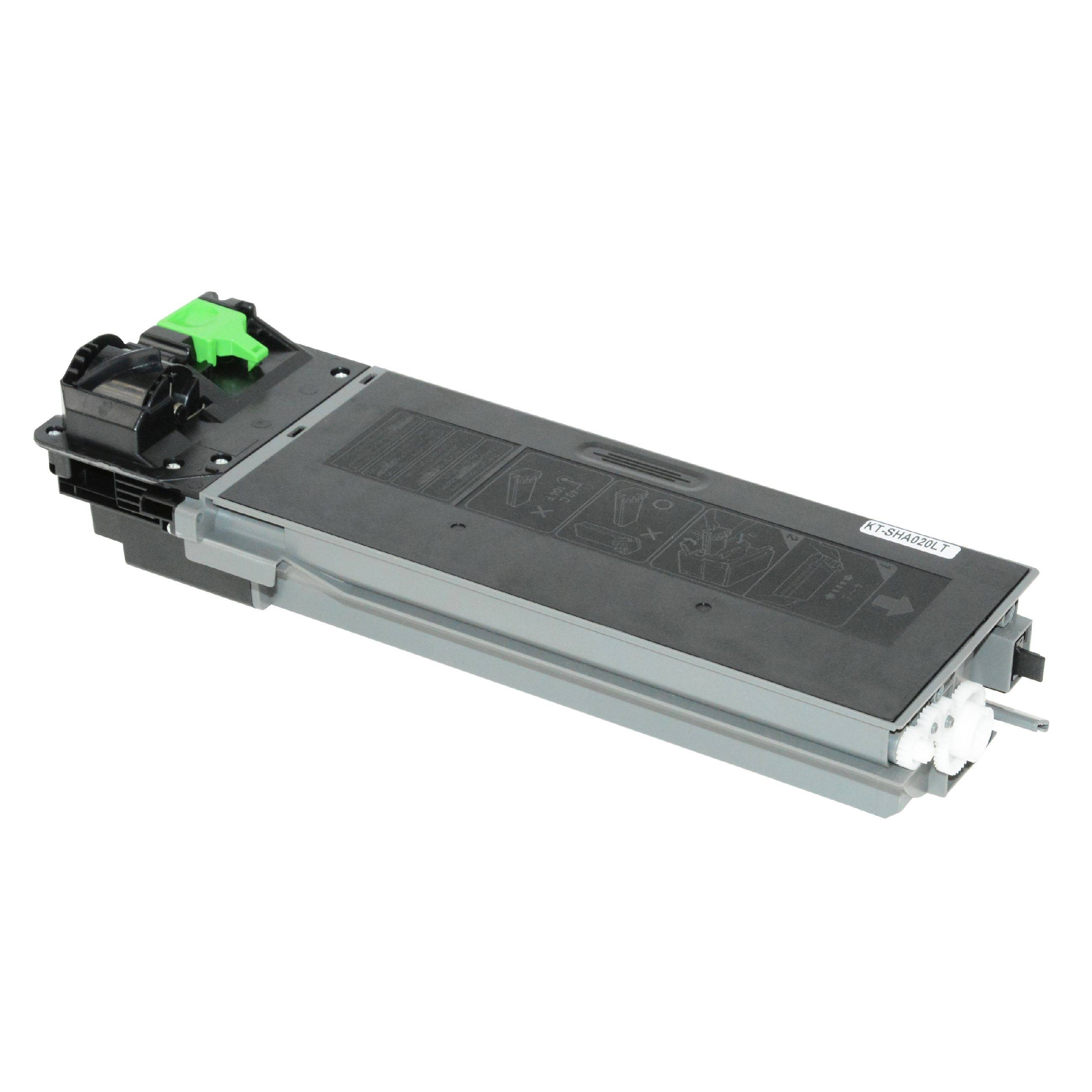 Sharp Cartouche de Toner pour Sharp AR020LT noir compatible (de marque ASC)