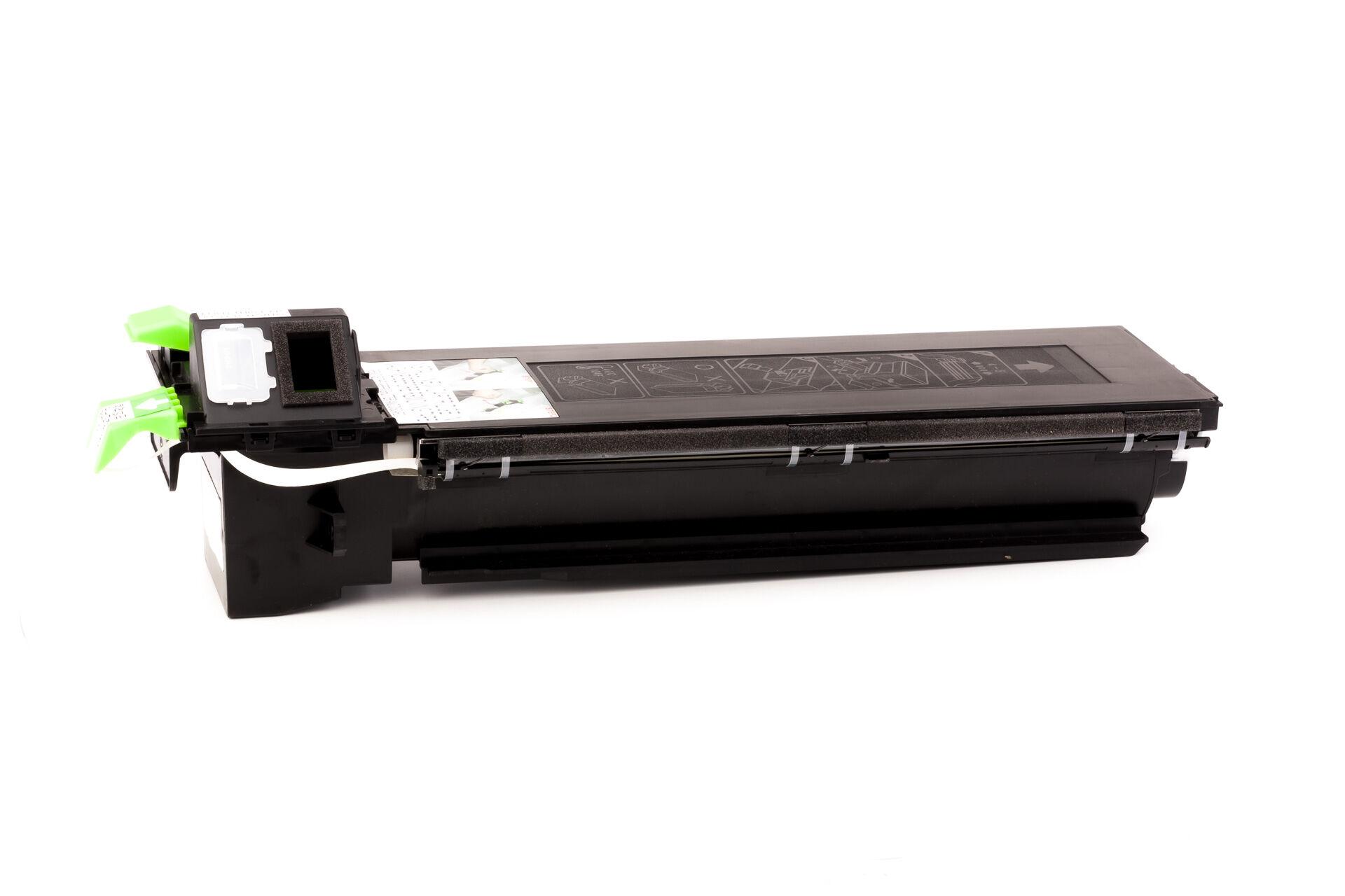 Sharp Cartouche de Toner pour Sharp AR202LT noir compatible (de marque ASC)