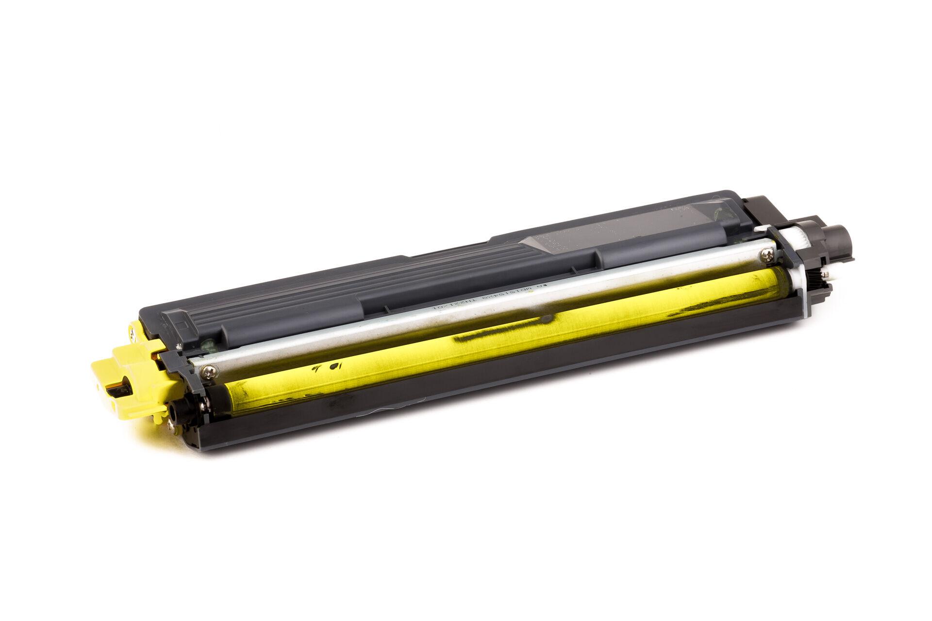 Brother Cartouche de Toner pour Brother TN245Y jaune compatible (de marque ASC)